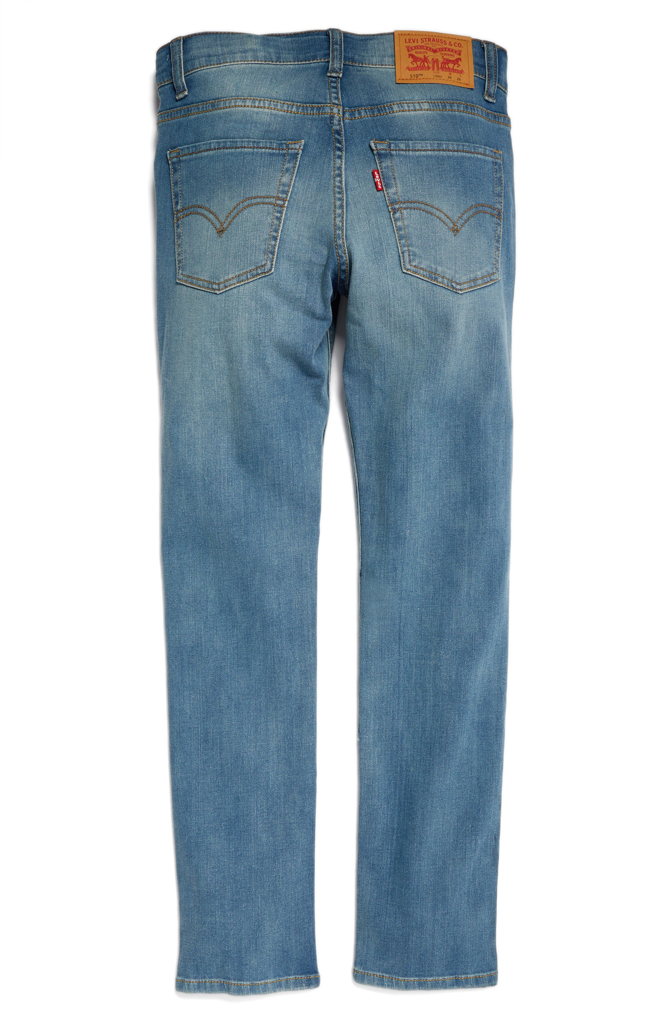 510<sup>™</sup> Skinny Fit Jeans,                             Main thumbnail 8, color,