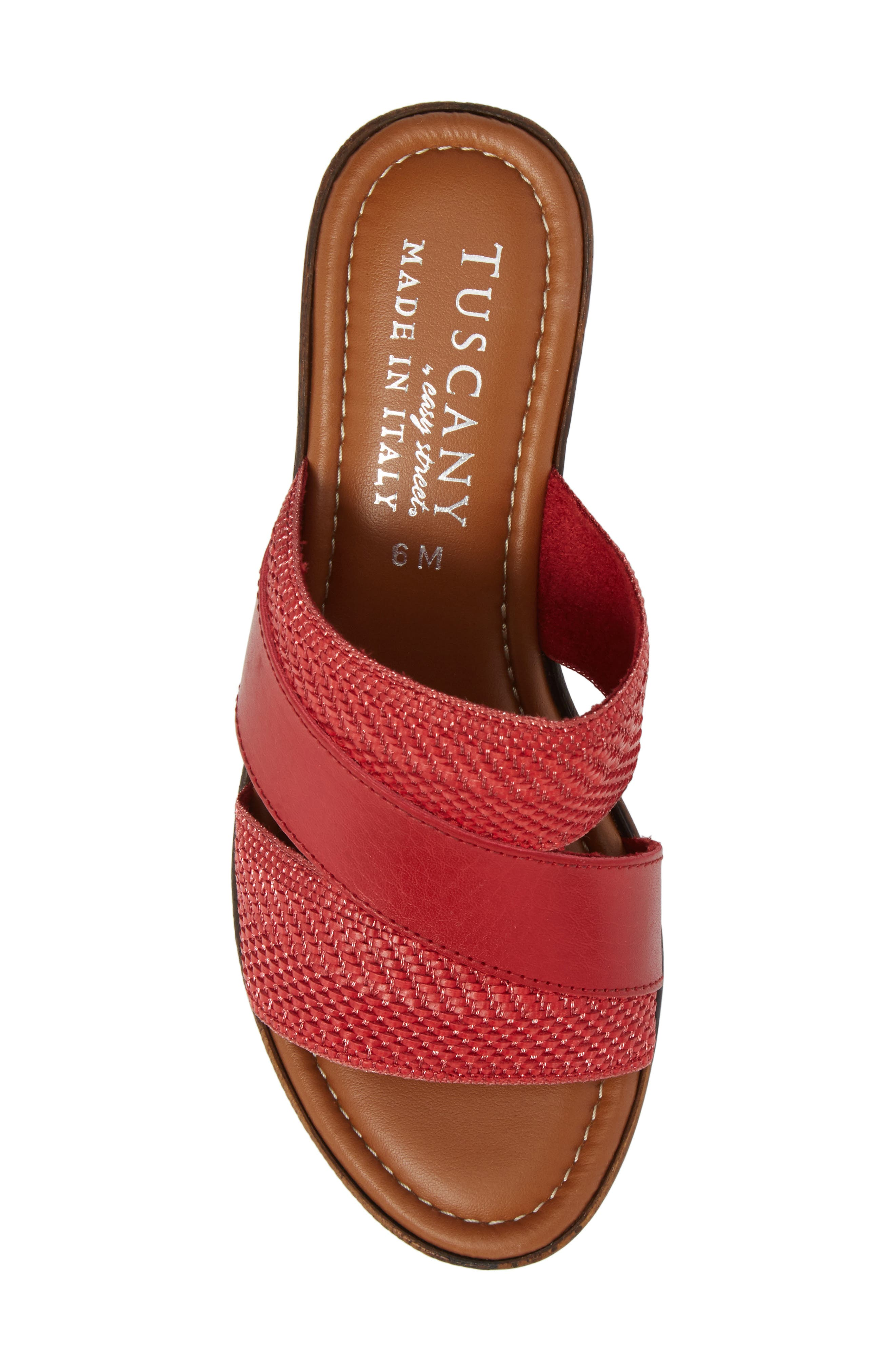 by Easy Street<sup>®</sup> Positano Sandal,                             Alternate thumbnail 25, color,
