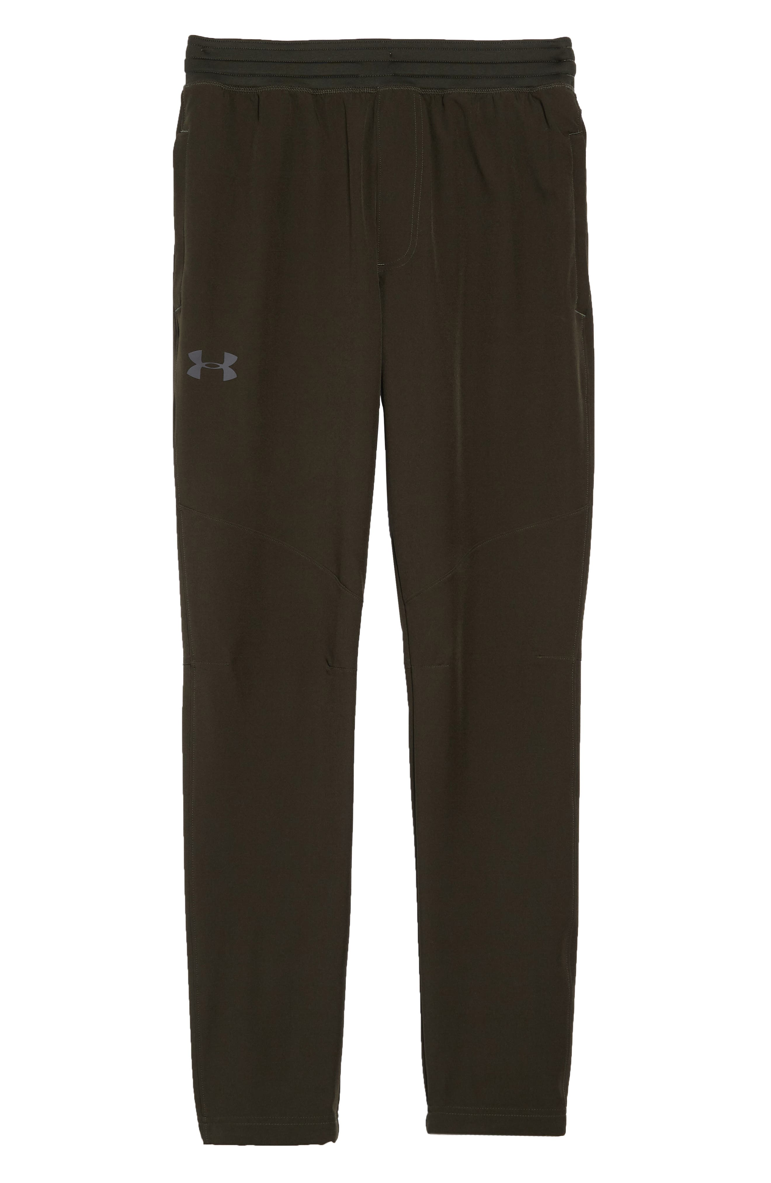 Fitted Woven Training Pants,                             Alternate thumbnail 32, color,