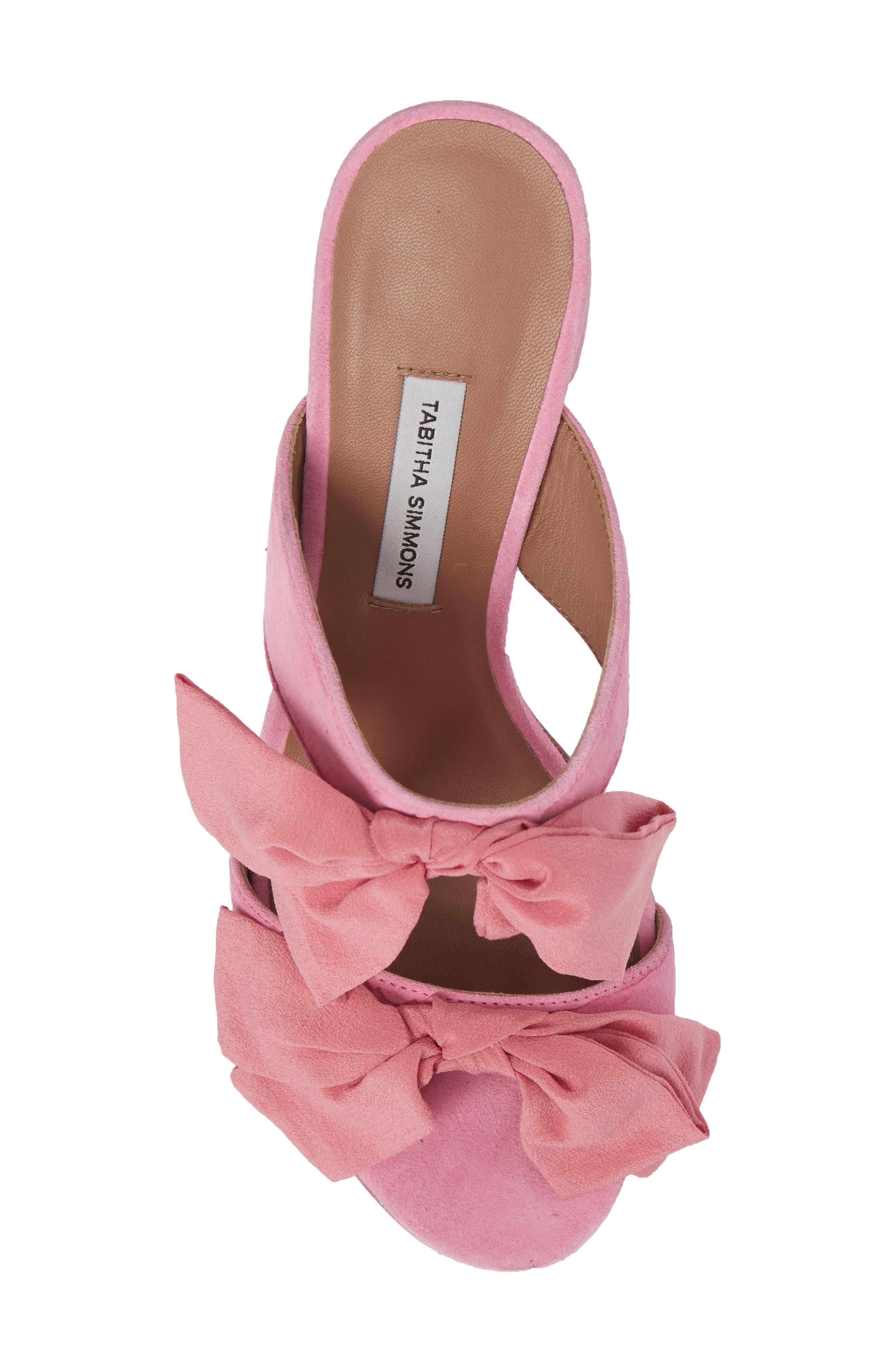 Barbi Bow Sandal,                             Alternate thumbnail 10, color,