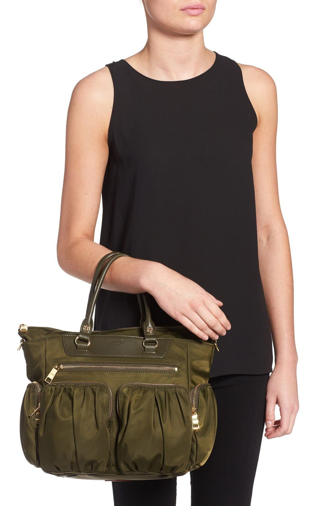 Small Abbey Tote,                             Alternate thumbnail 24, color,