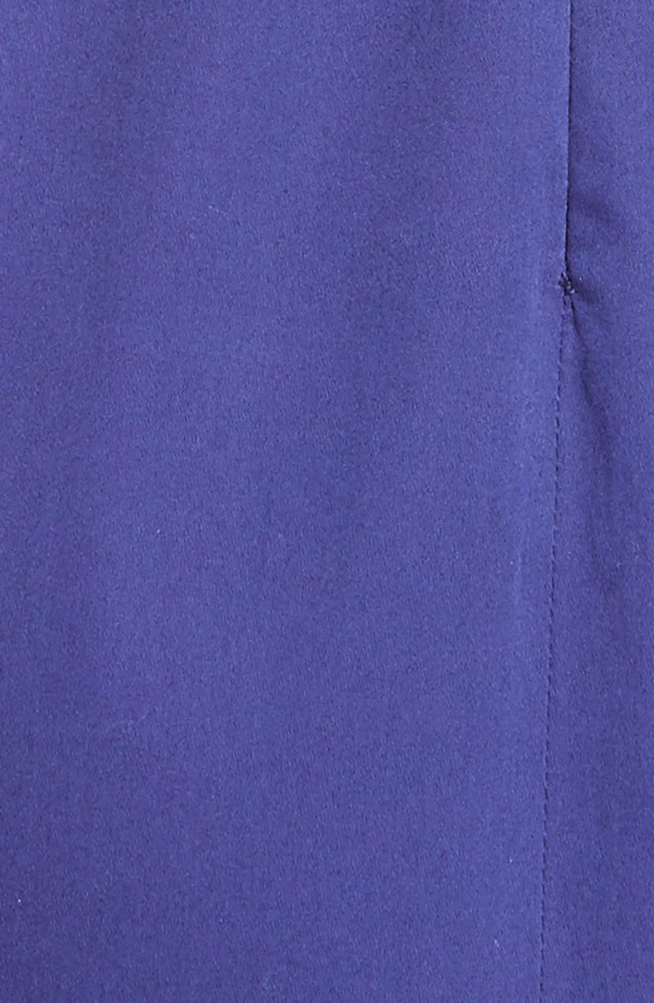 Belted Sheath Dress,                             Alternate thumbnail 6, color,