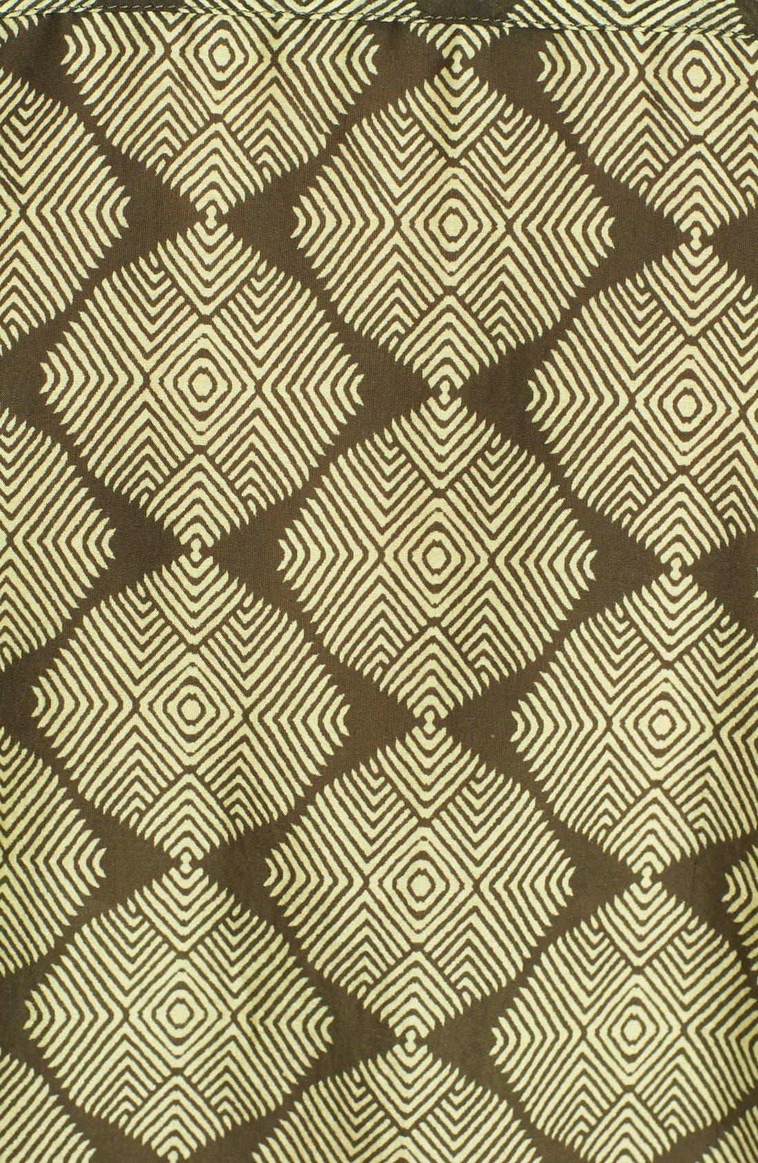 Cotton & Silk Shirt,                             Alternate thumbnail 109, color,