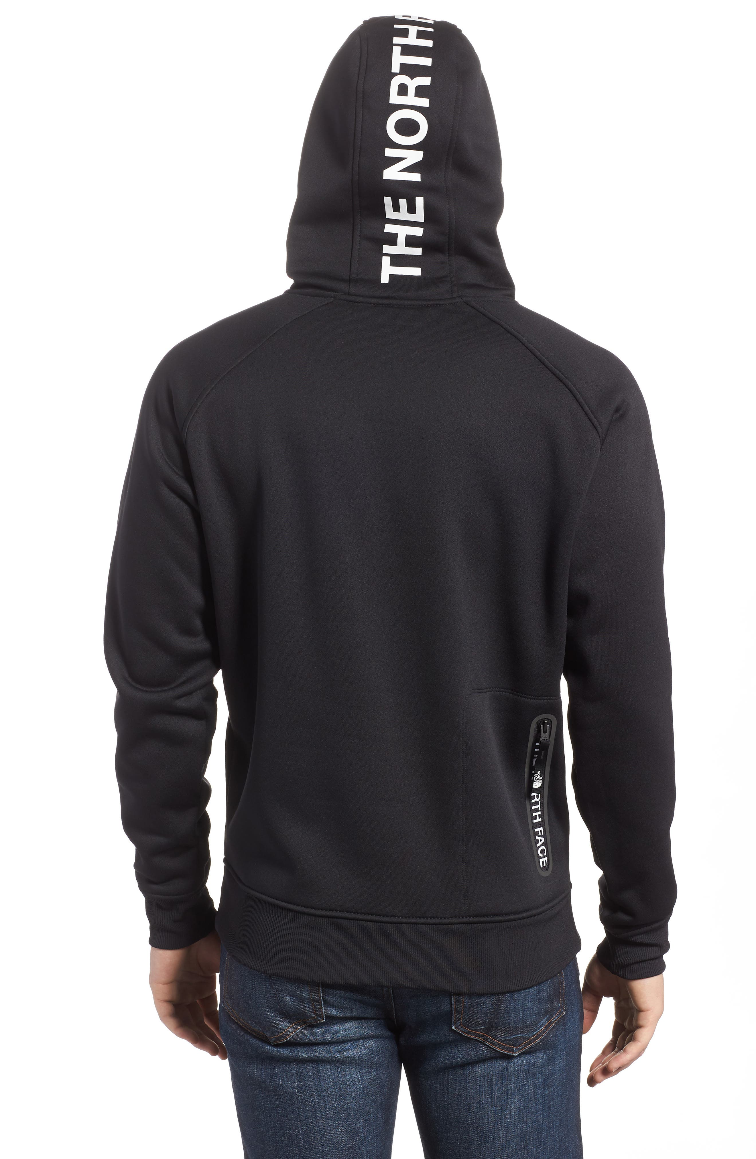 THE NORTH FACE,                             Mount Modern Hoodie,                             Alternate thumbnail 2, color,                             001