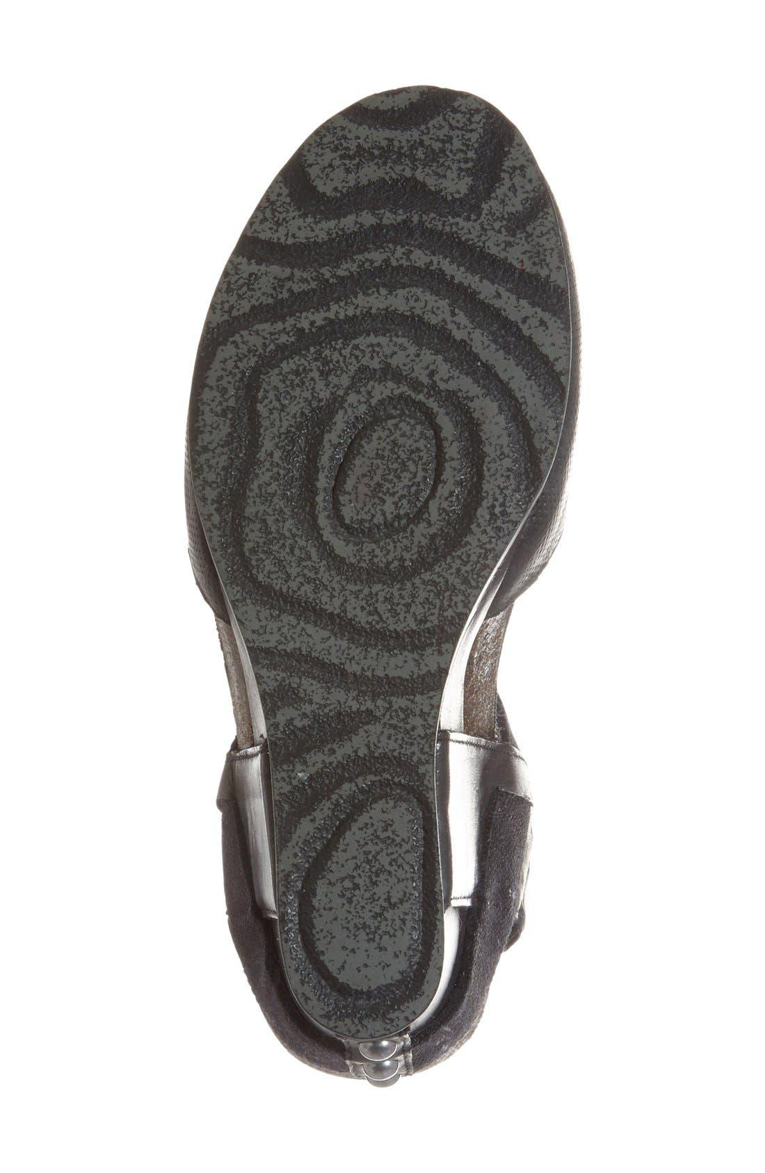 OTBT,                             'Rexburg' Wedge Sandal,                             Alternate thumbnail 2, color,                             019