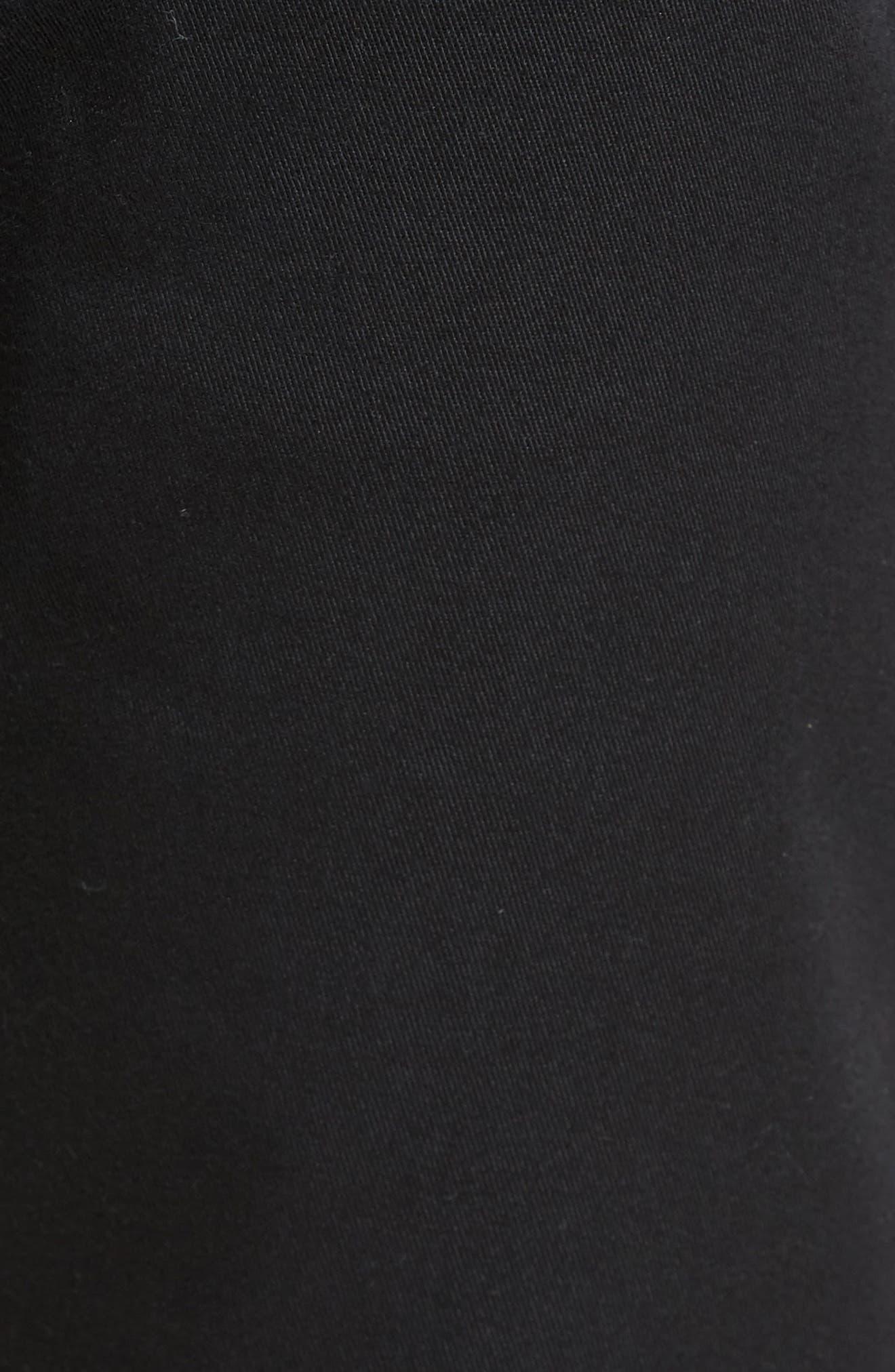V56 Covina II Slim Fit Pants,                             Alternate thumbnail 6, color,                             001