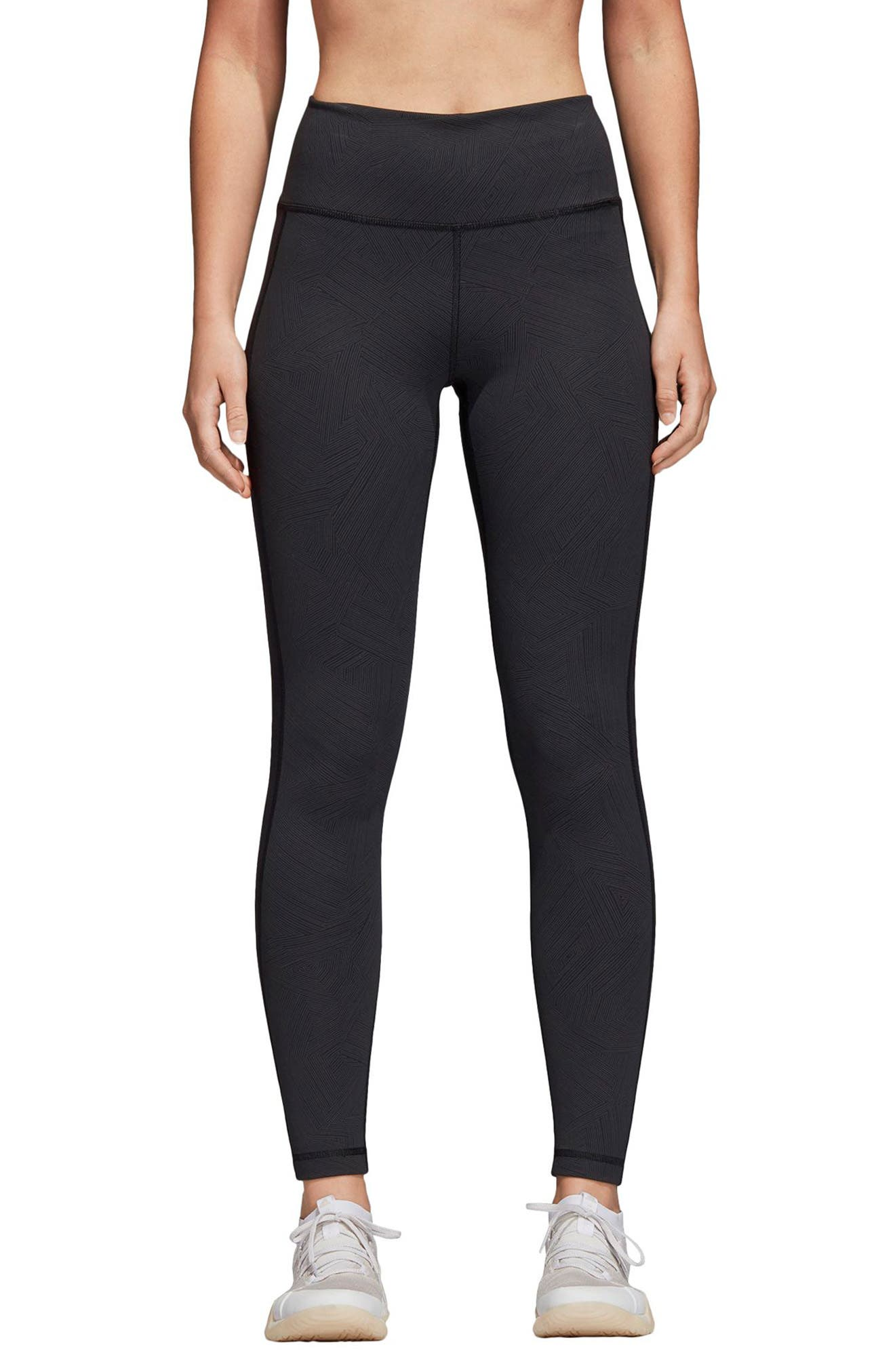 Believe This Wanderlust High Waist Leggings,                         Main,                         color, 001