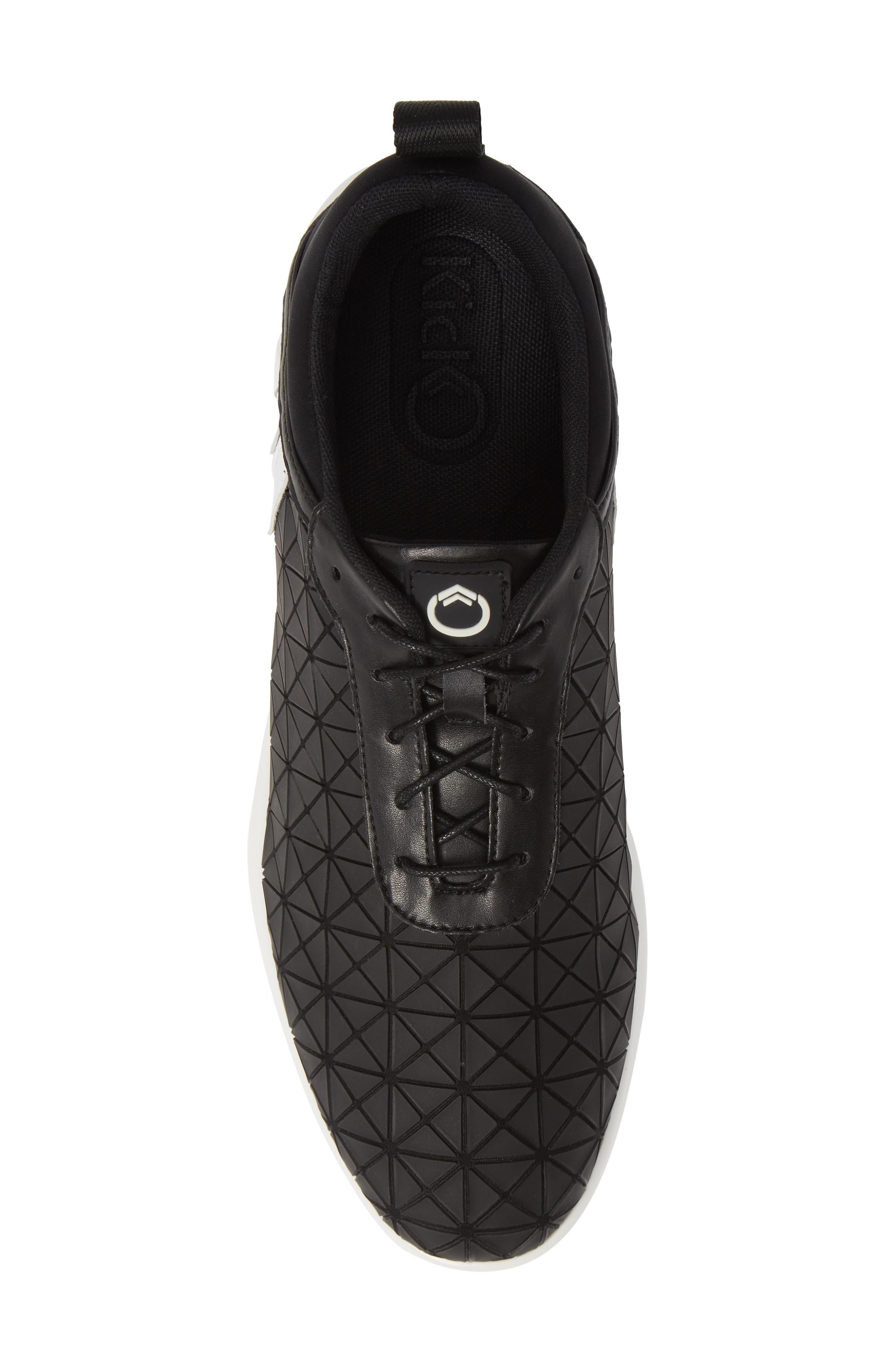 Optic Sneaker,                             Alternate thumbnail 5, color,                             001