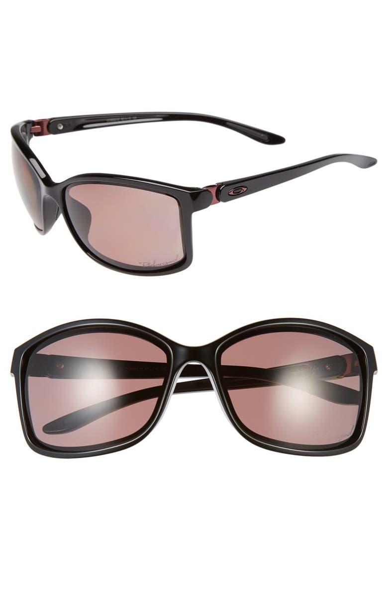 5972fbfe011 Oakley  Step Up  62mm Polarized Sunglasses