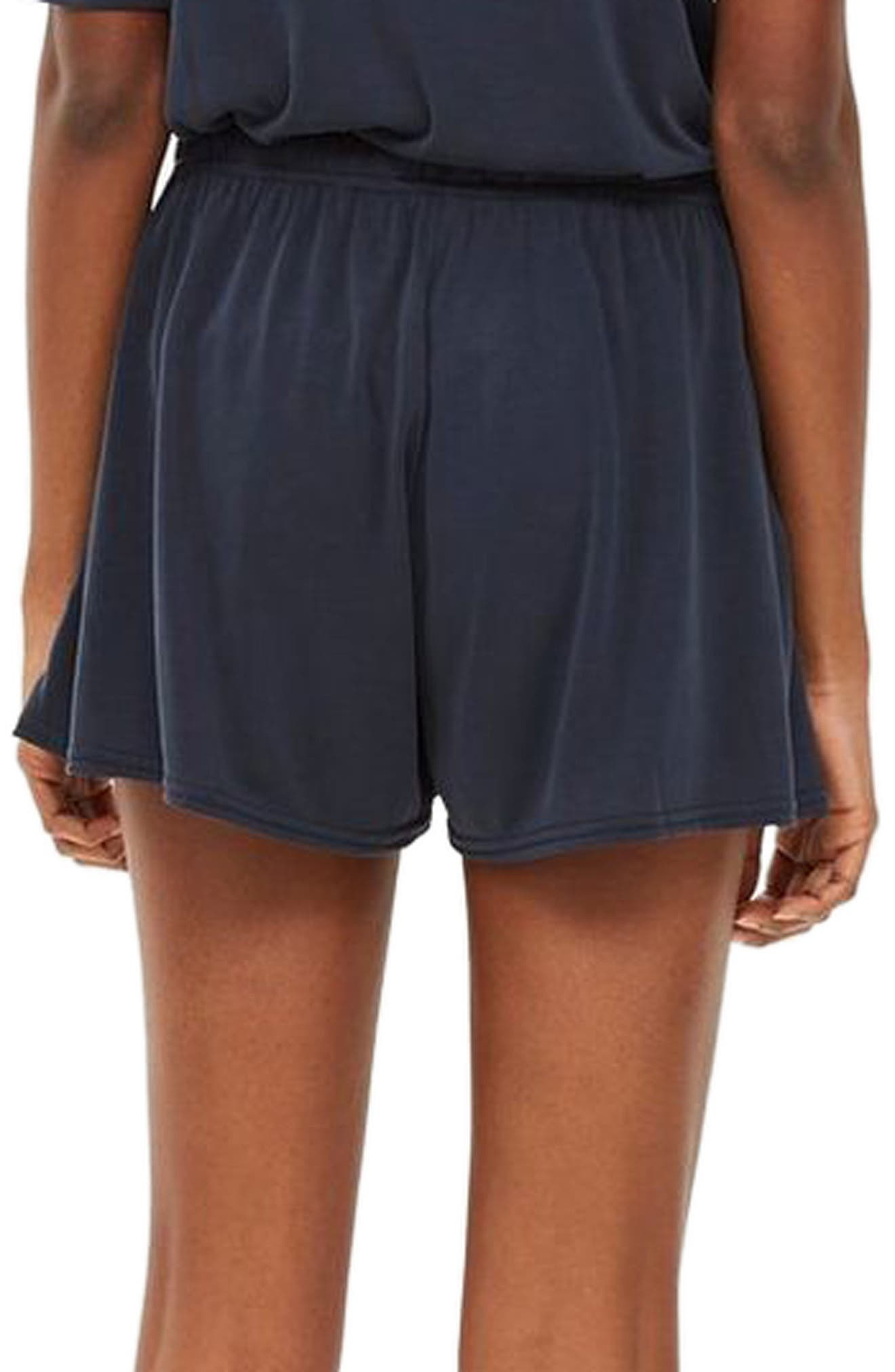 Lounge Shorts,                             Alternate thumbnail 2, color,                             NAVY BLUE