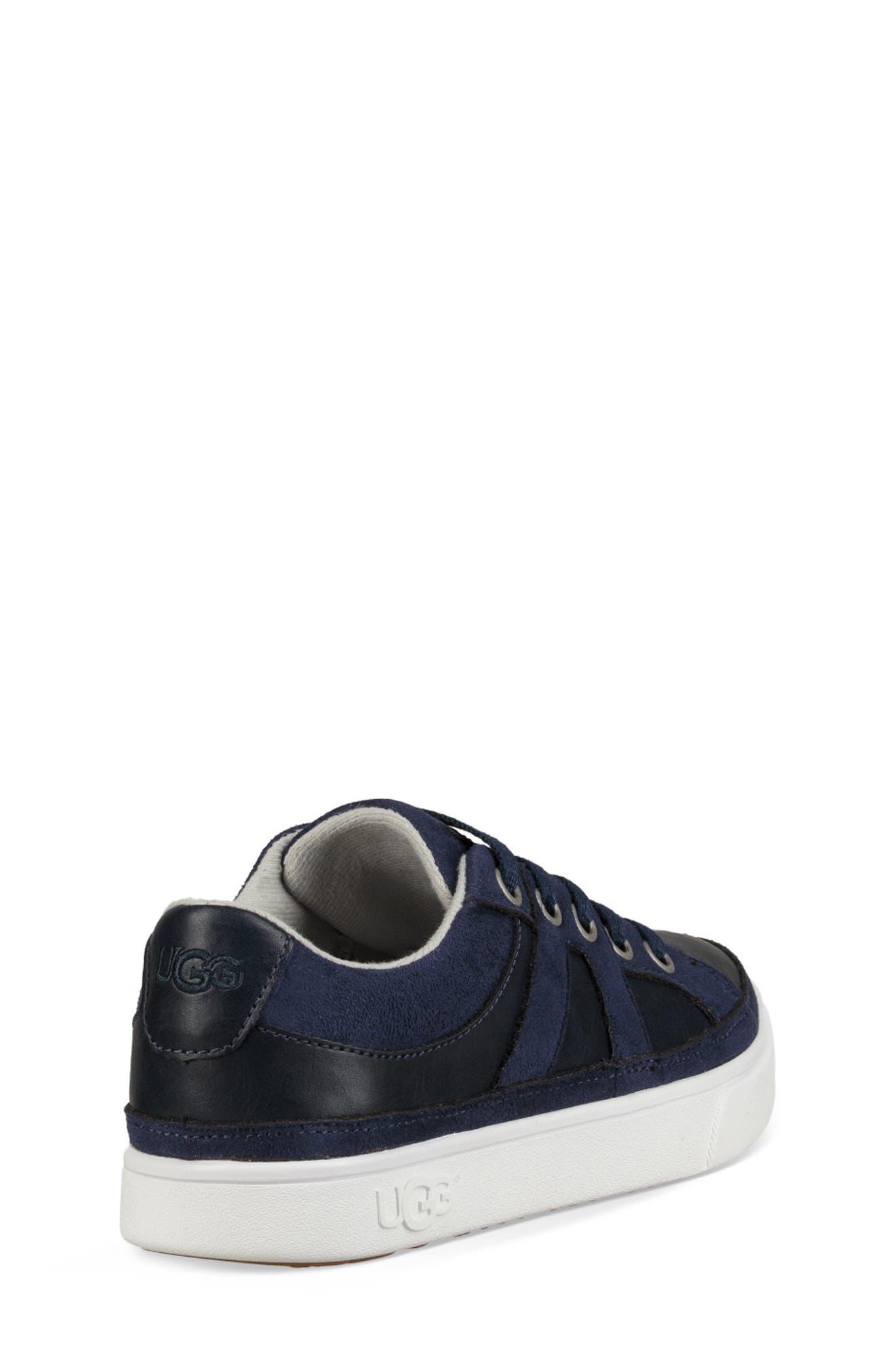 Marcus Sneaker,                             Alternate thumbnail 2, color,                             NAVY