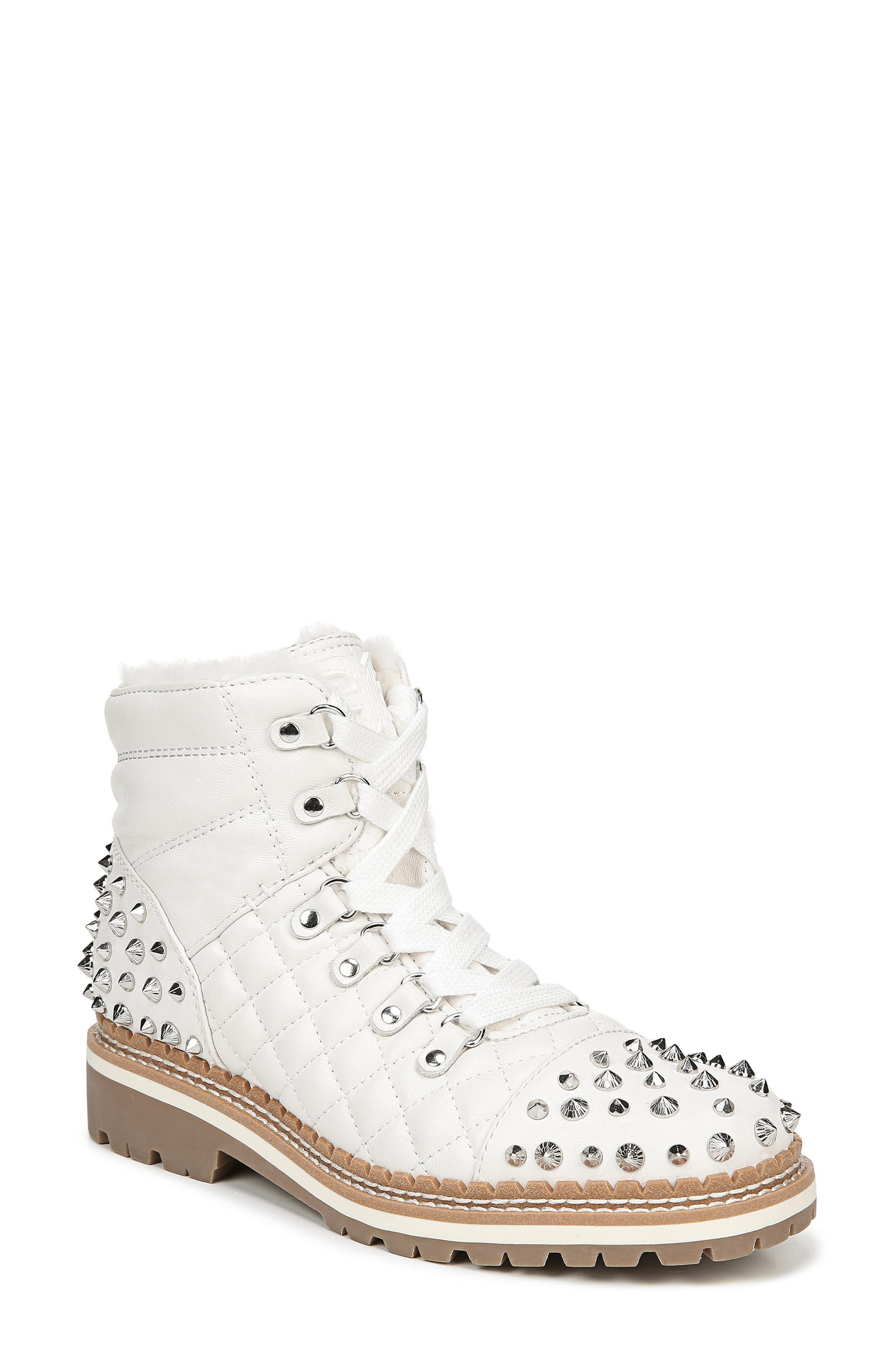 Sam Edelman Bren Boot, White