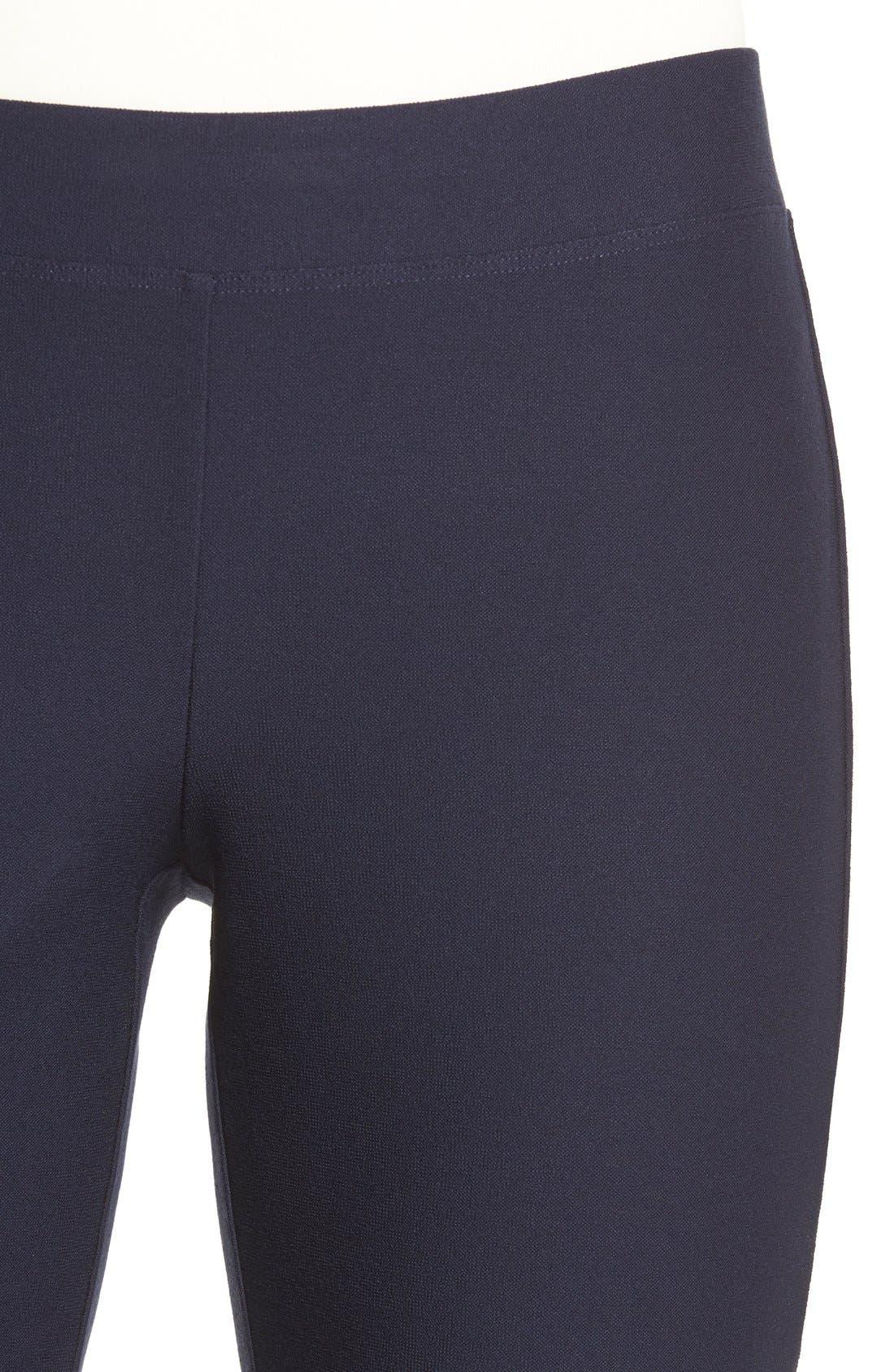 Stretch Crepe Slim Ankle Pants,                             Alternate thumbnail 124, color,