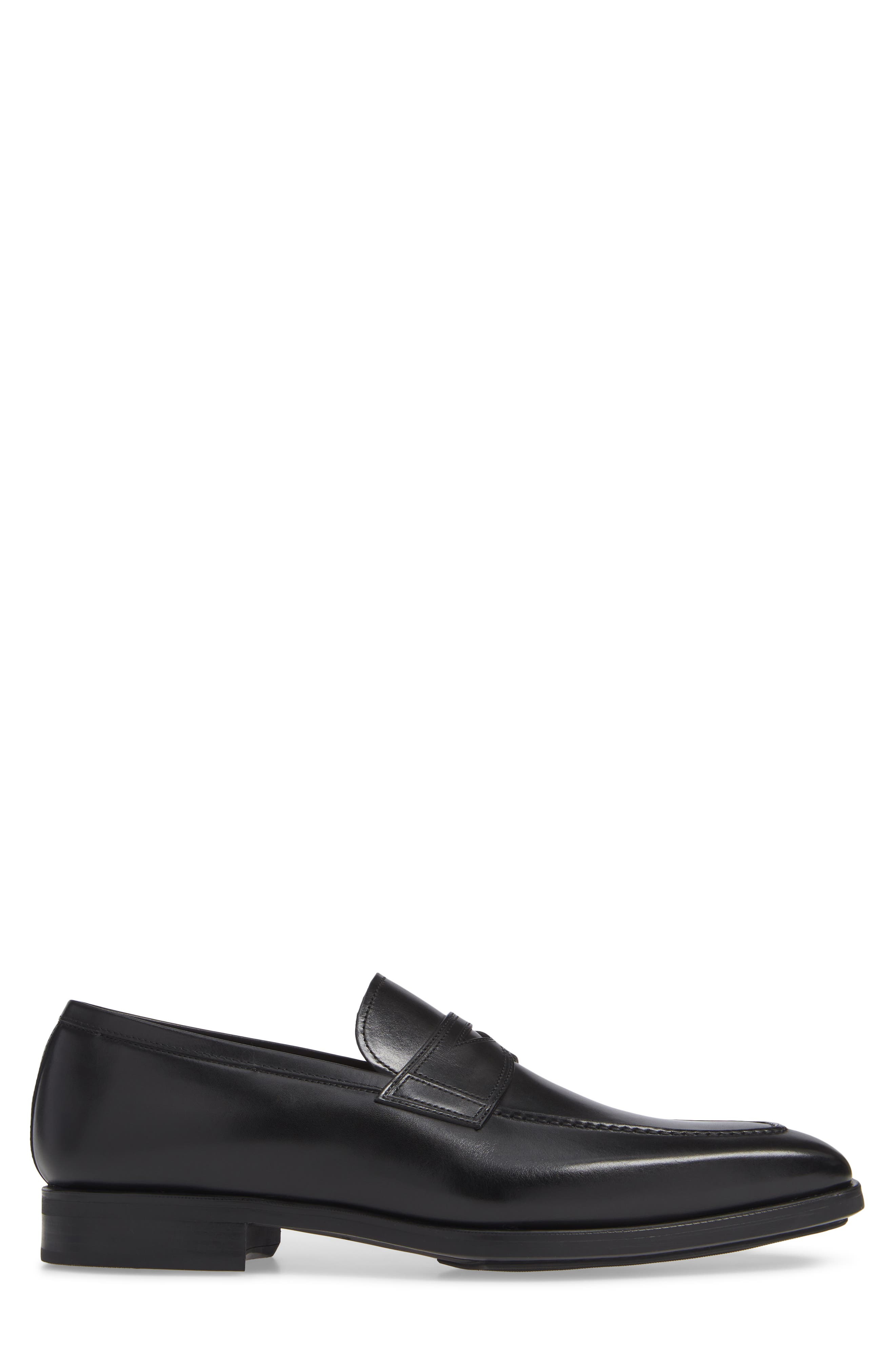 Ramon Penny Loafer,                             Alternate thumbnail 3, color,                             001