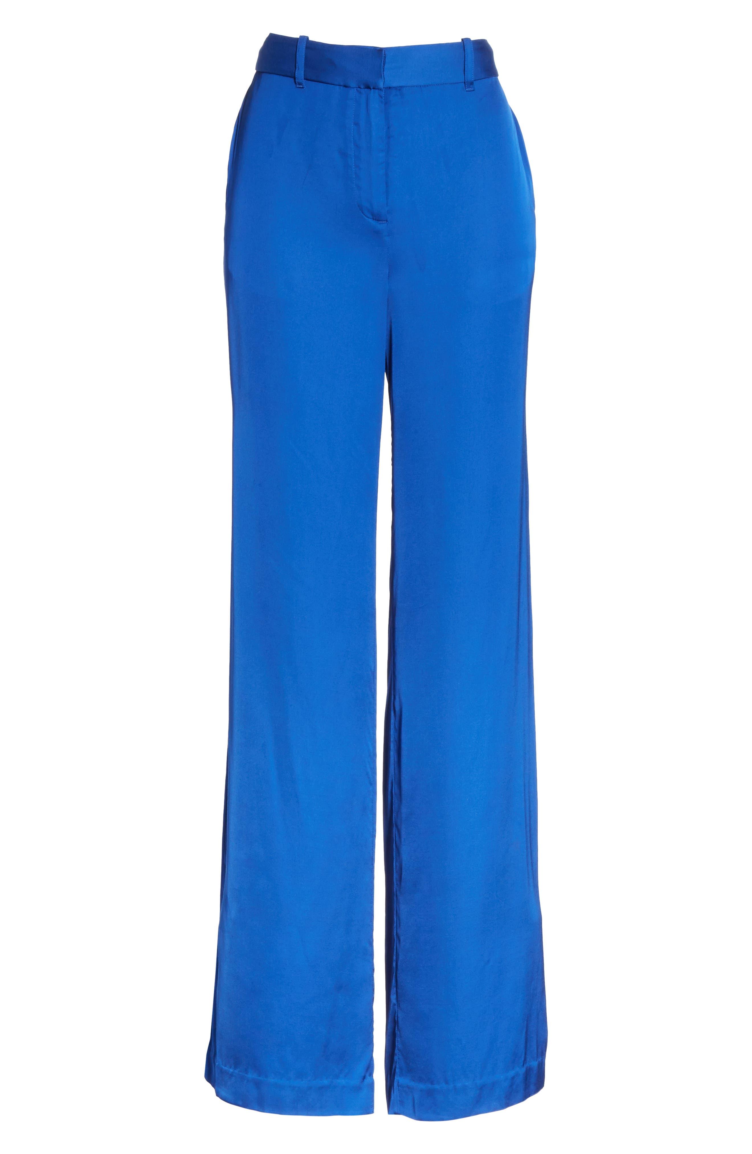 Arwen Trousers,                             Alternate thumbnail 7, color,                             HYPER BLUE