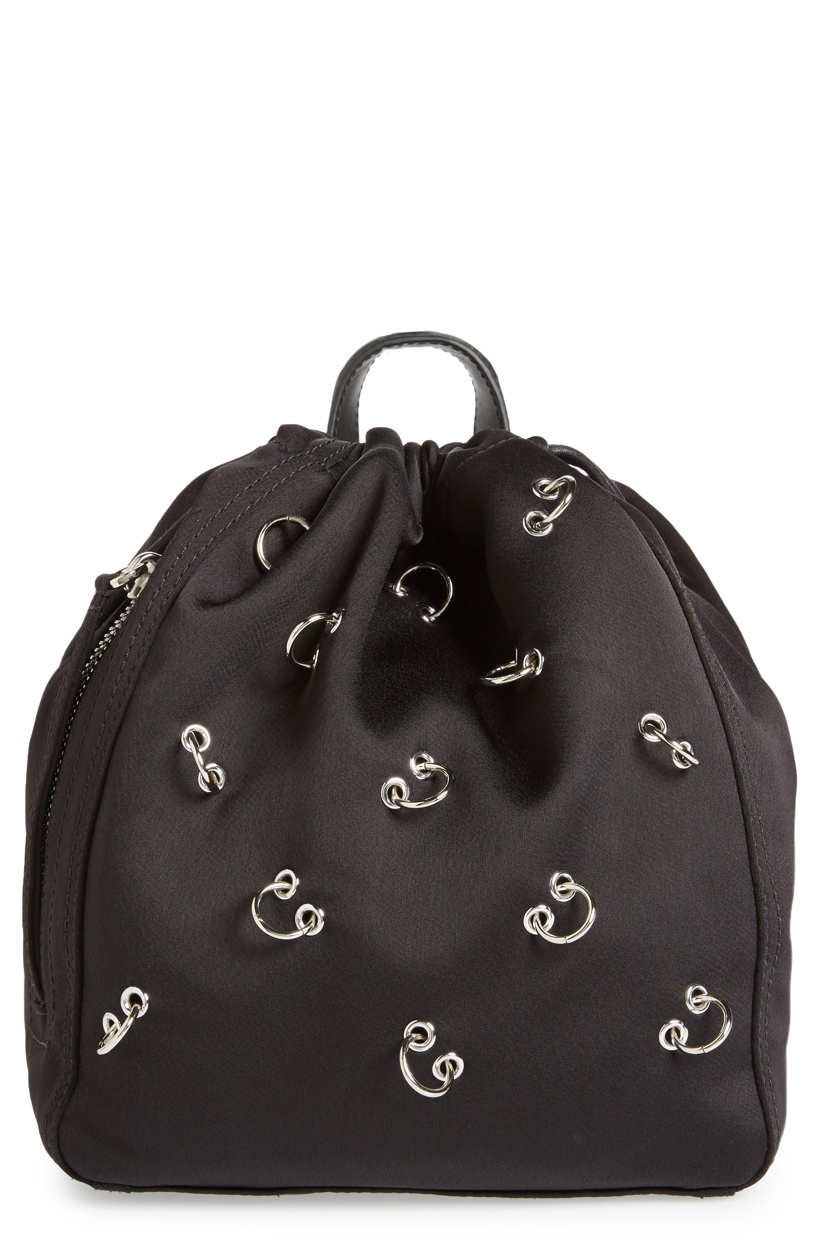 Mini Go-Go Backpack,                             Main thumbnail 1, color,                             001