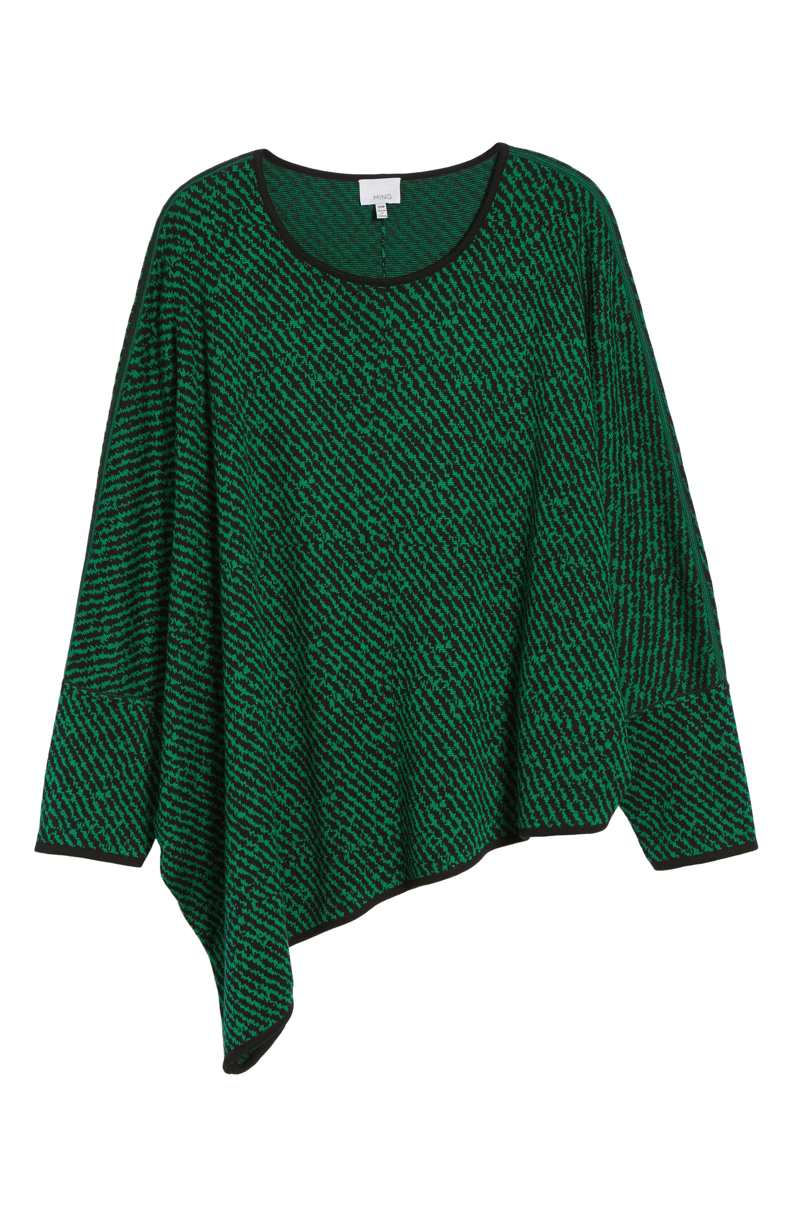 Asymmetrical Sweater,                             Alternate thumbnail 6, color,                             319