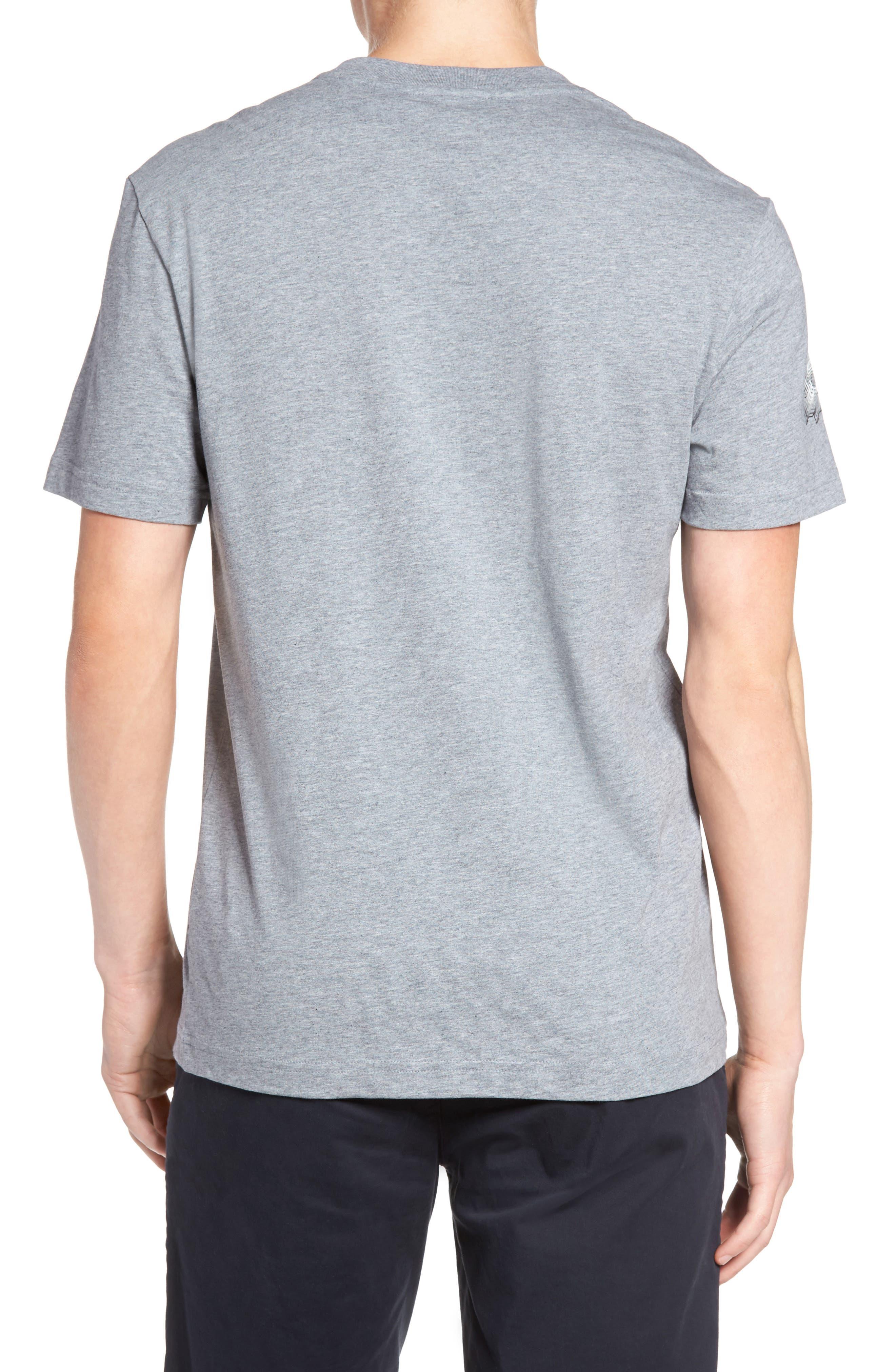 3D Print Logo Graphic T-Shirt,                             Alternate thumbnail 8, color,
