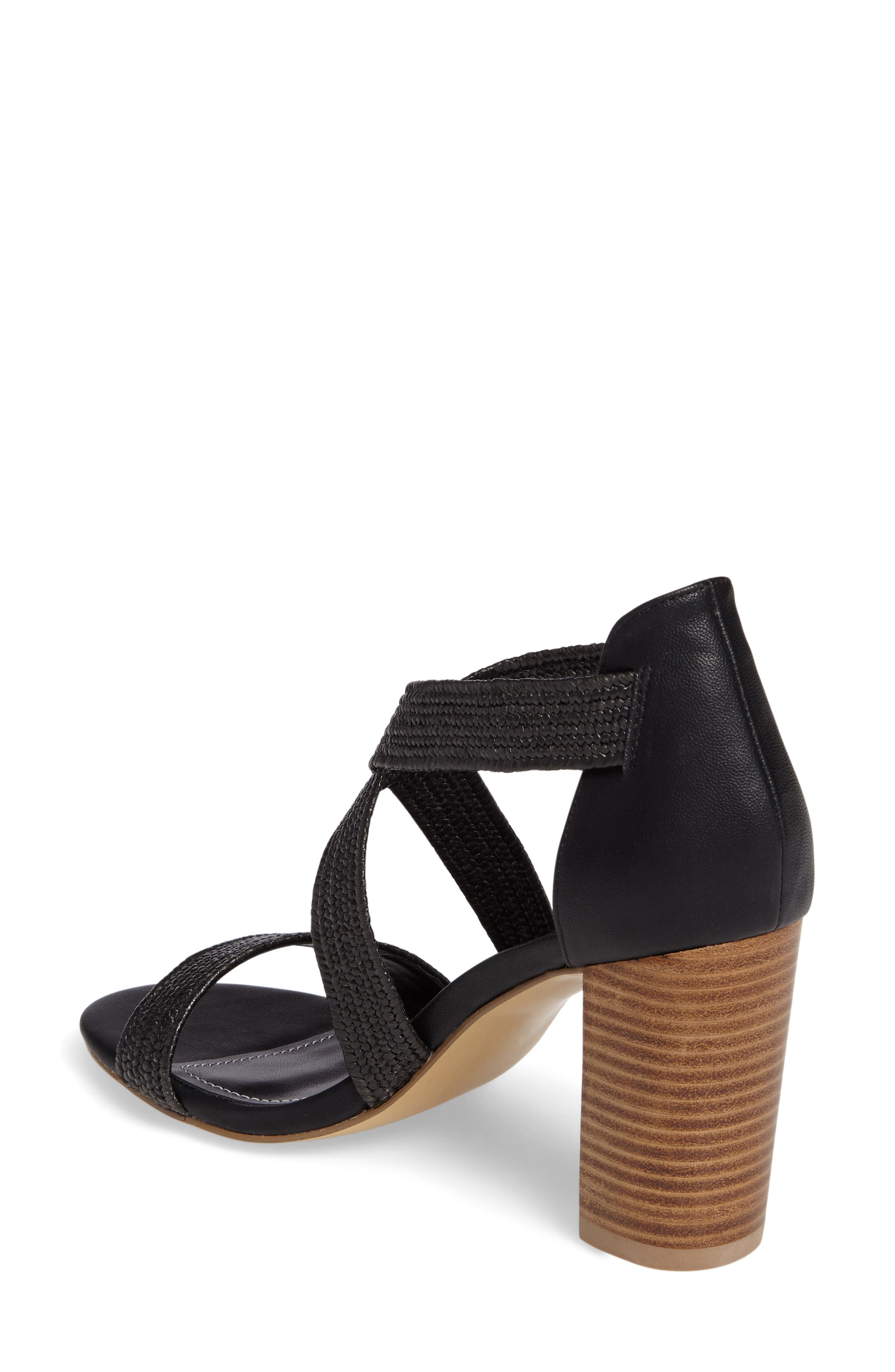 Emily Strappy Sandal,                             Alternate thumbnail 3, color,