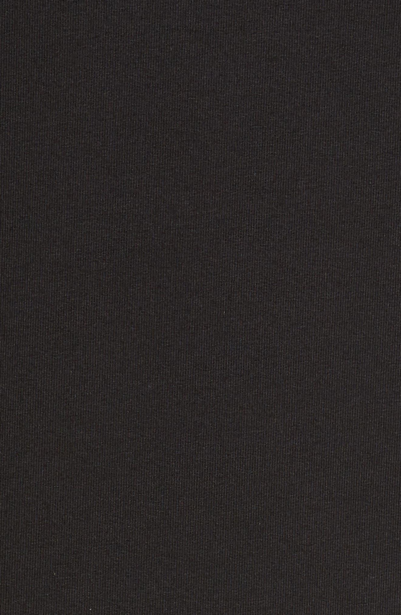 Ruffle Detail Knit Dress,                             Alternate thumbnail 13, color,