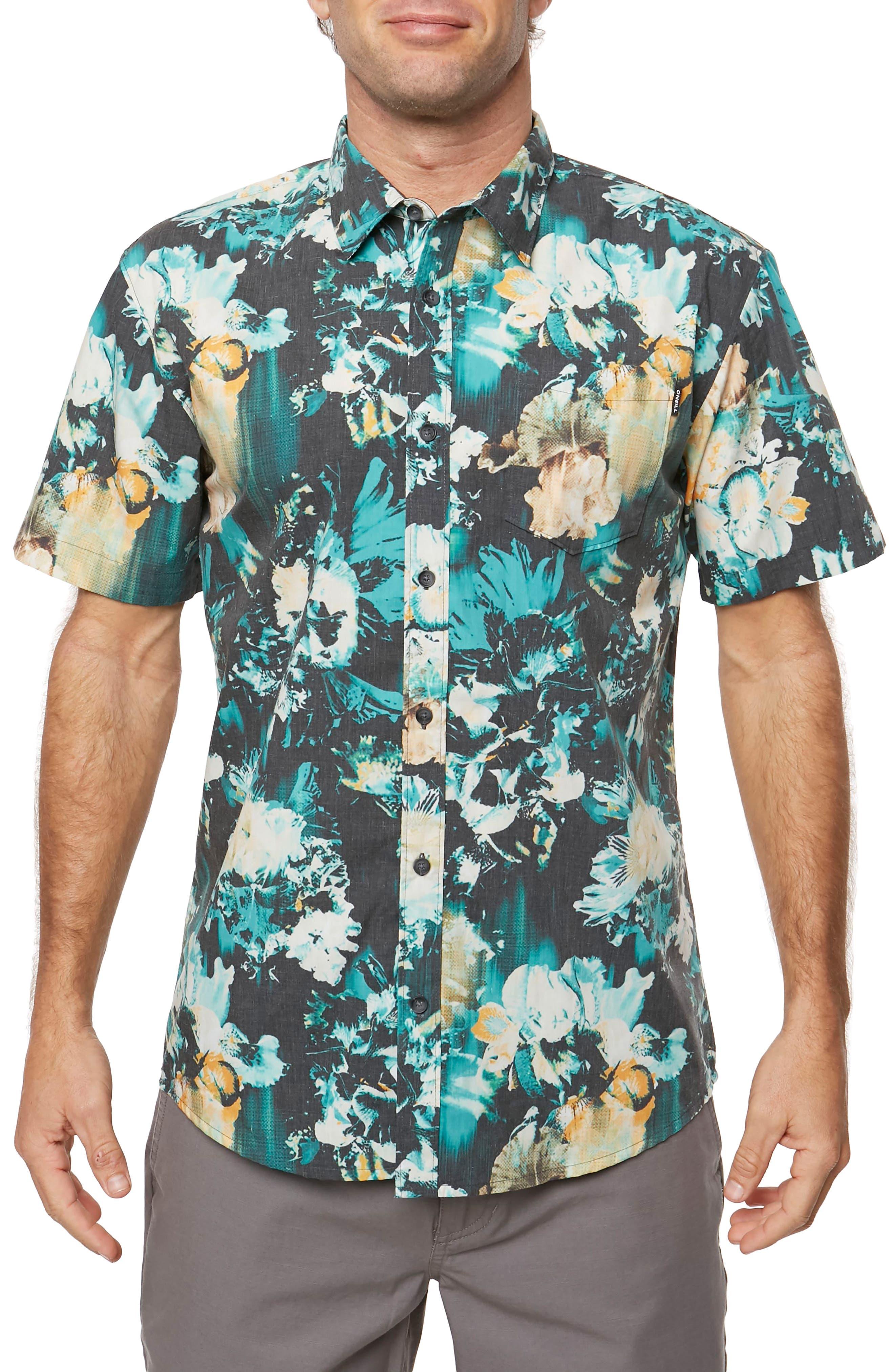 Perennial Woven Shirt,                         Main,                         color, 001