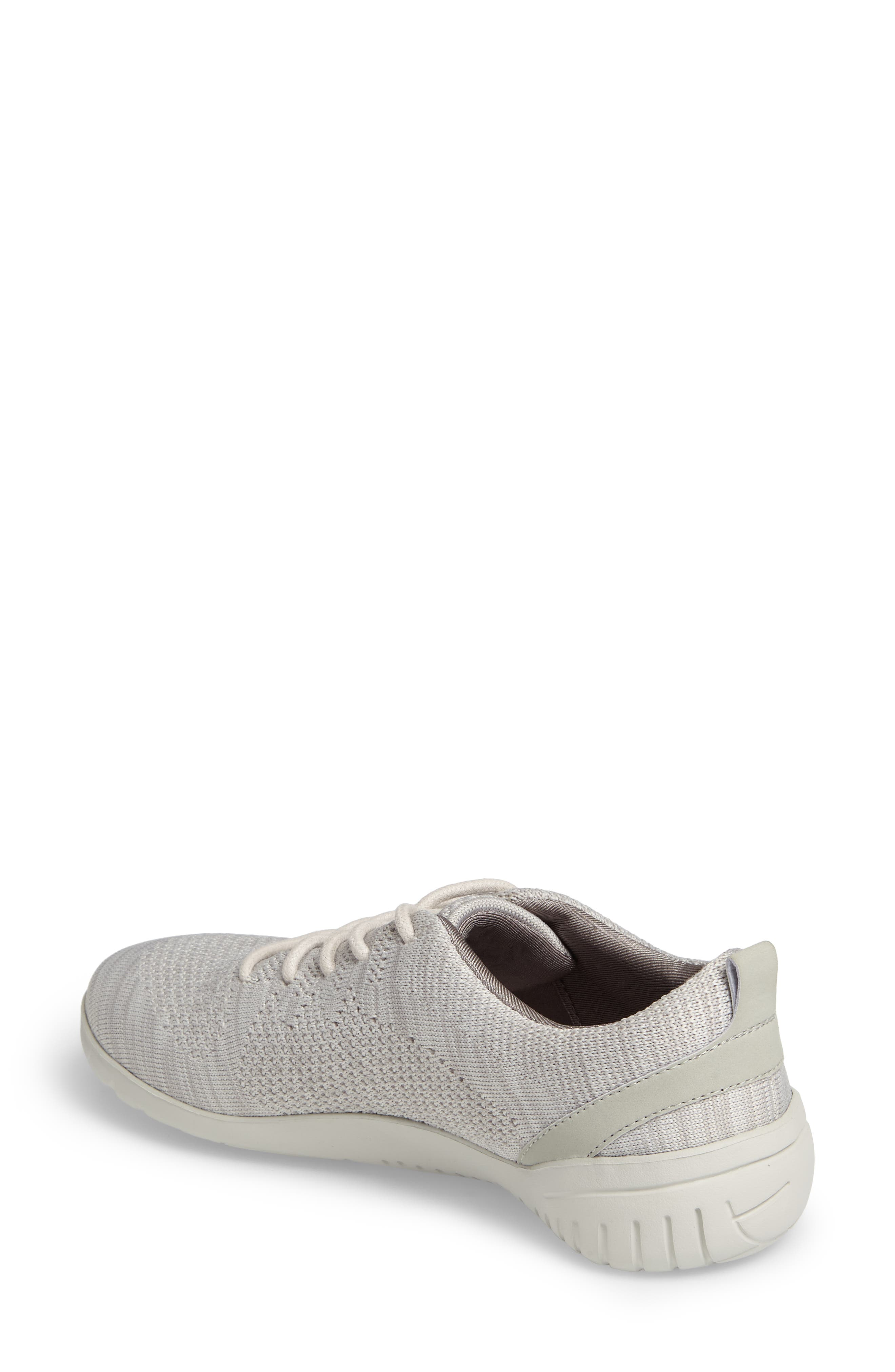 Raelyn Knit Sneaker,                             Alternate thumbnail 2, color,                             020