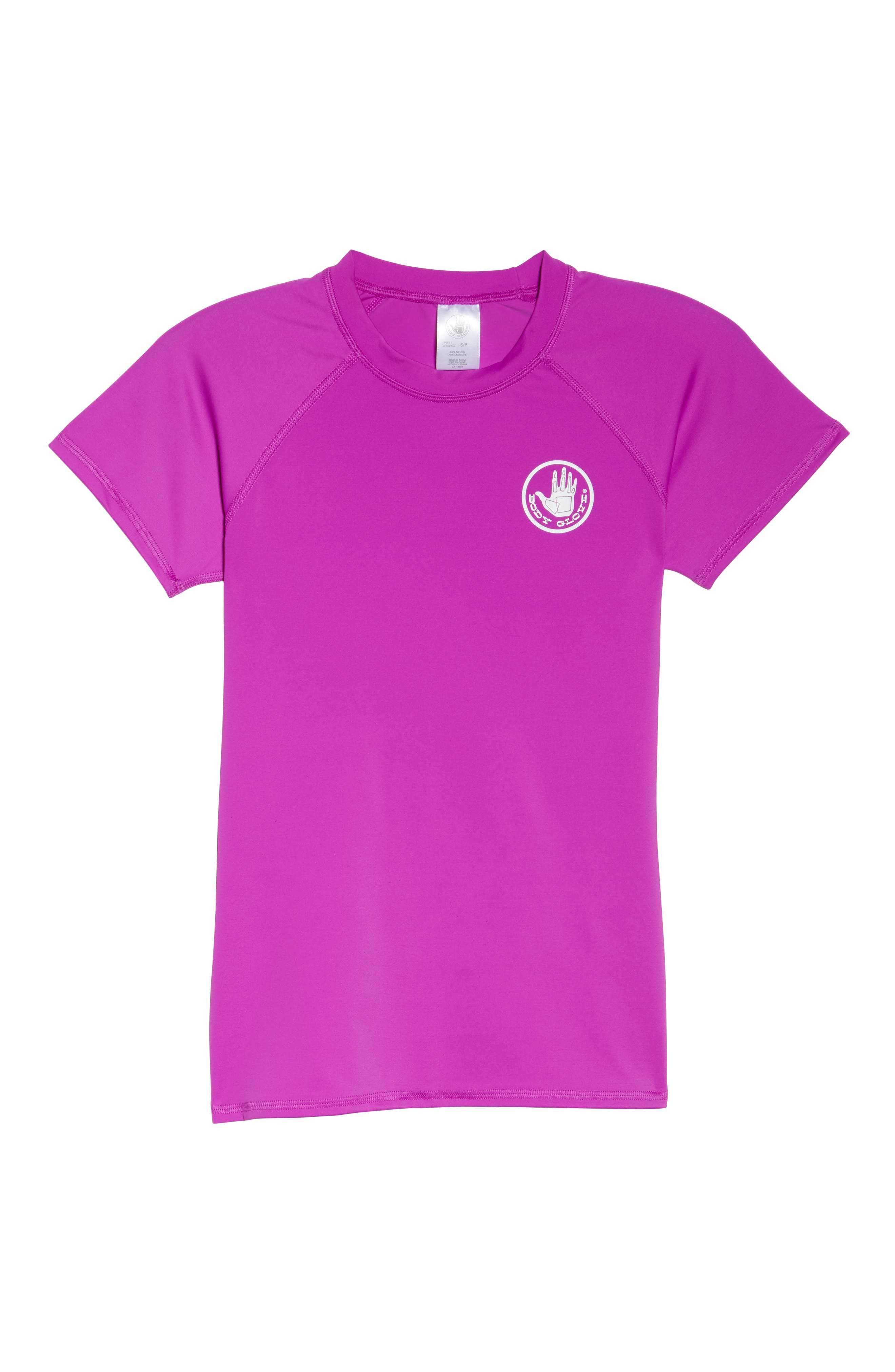'Smoothies in Motion' Short Sleeve Rashguard,                             Alternate thumbnail 31, color,