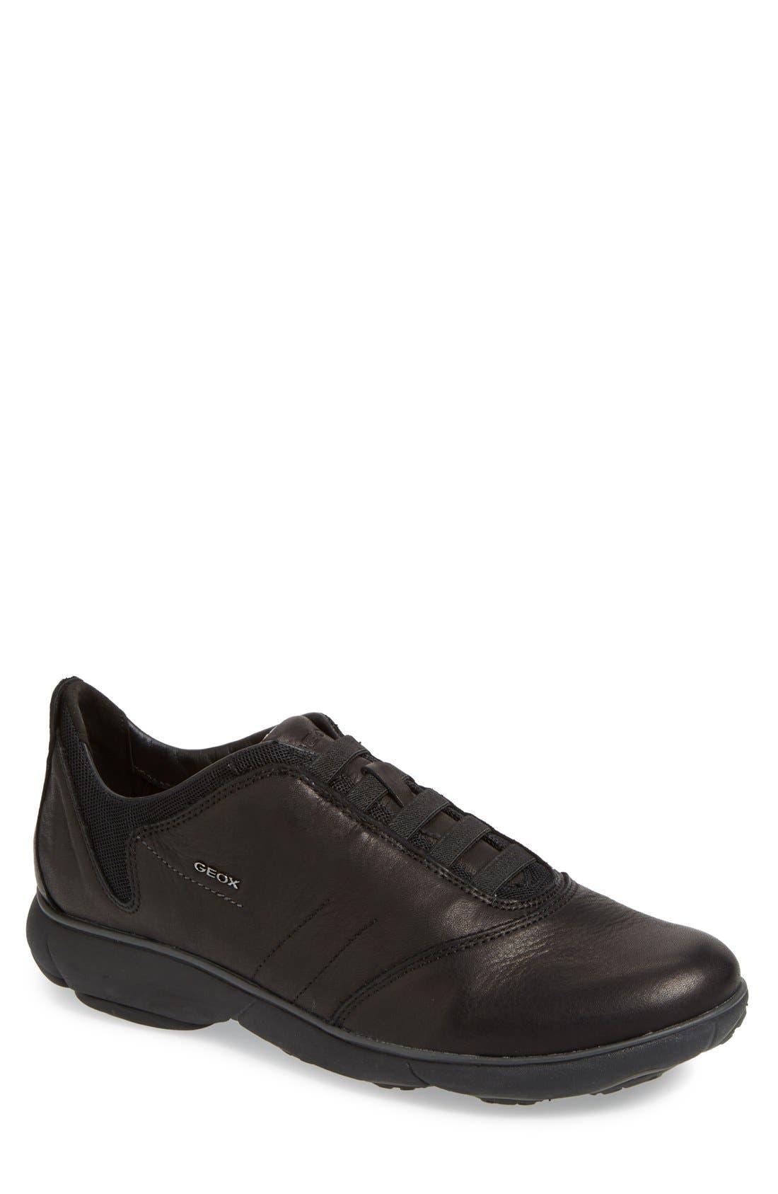 'Nebula 8' Sneaker,                         Main,                         color, BLACK