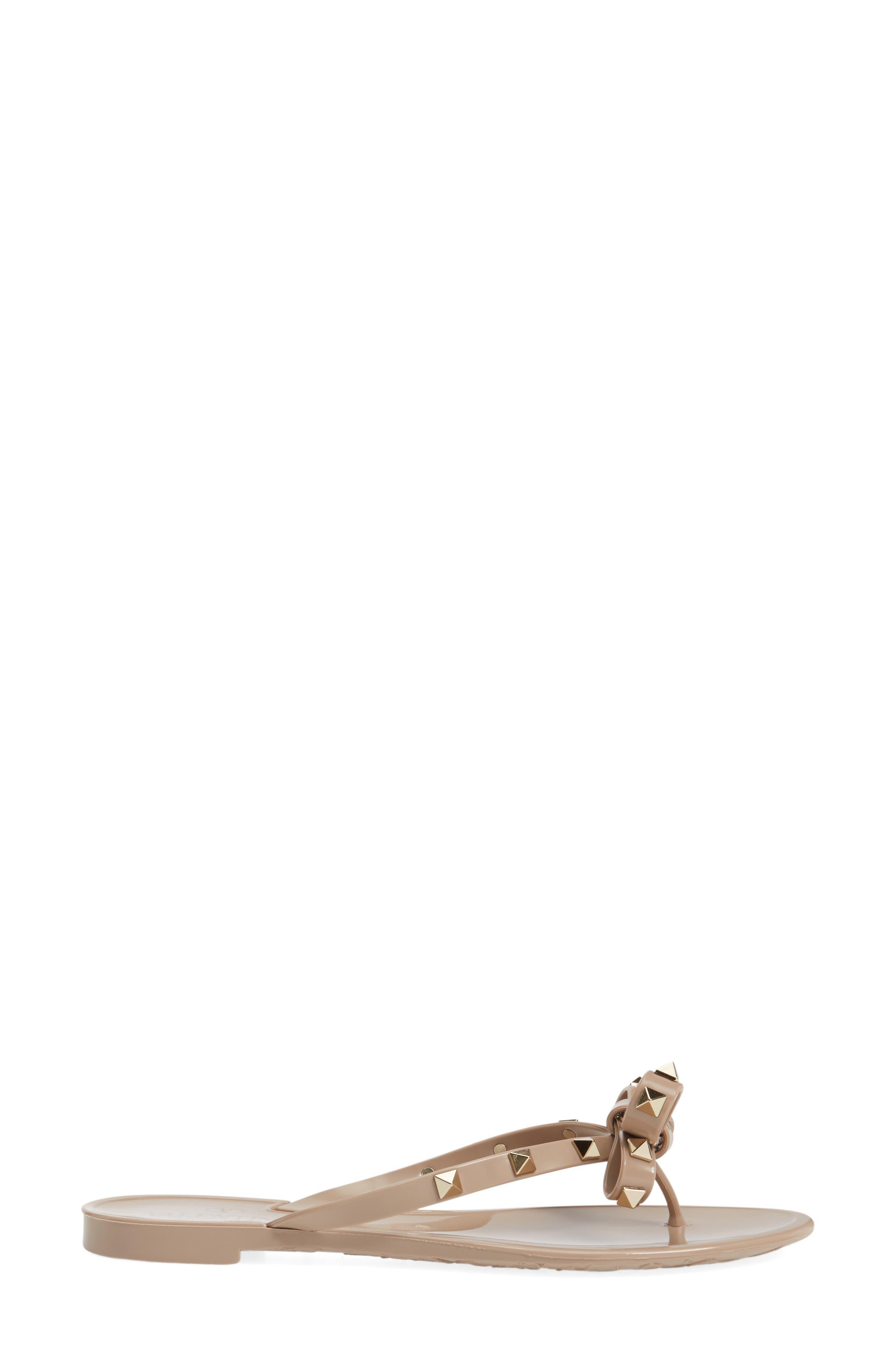 'Rockstud' Flip Flop,                             Alternate thumbnail 99, color,