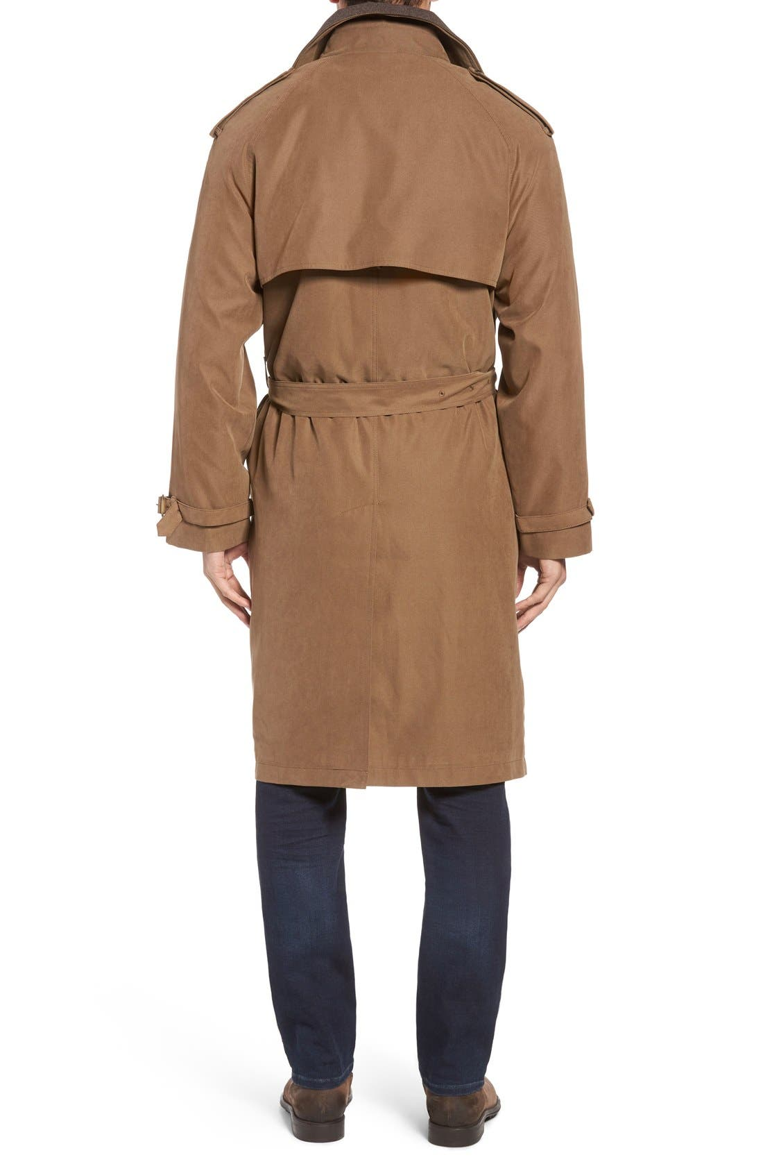 Trench Coat,                             Alternate thumbnail 17, color,