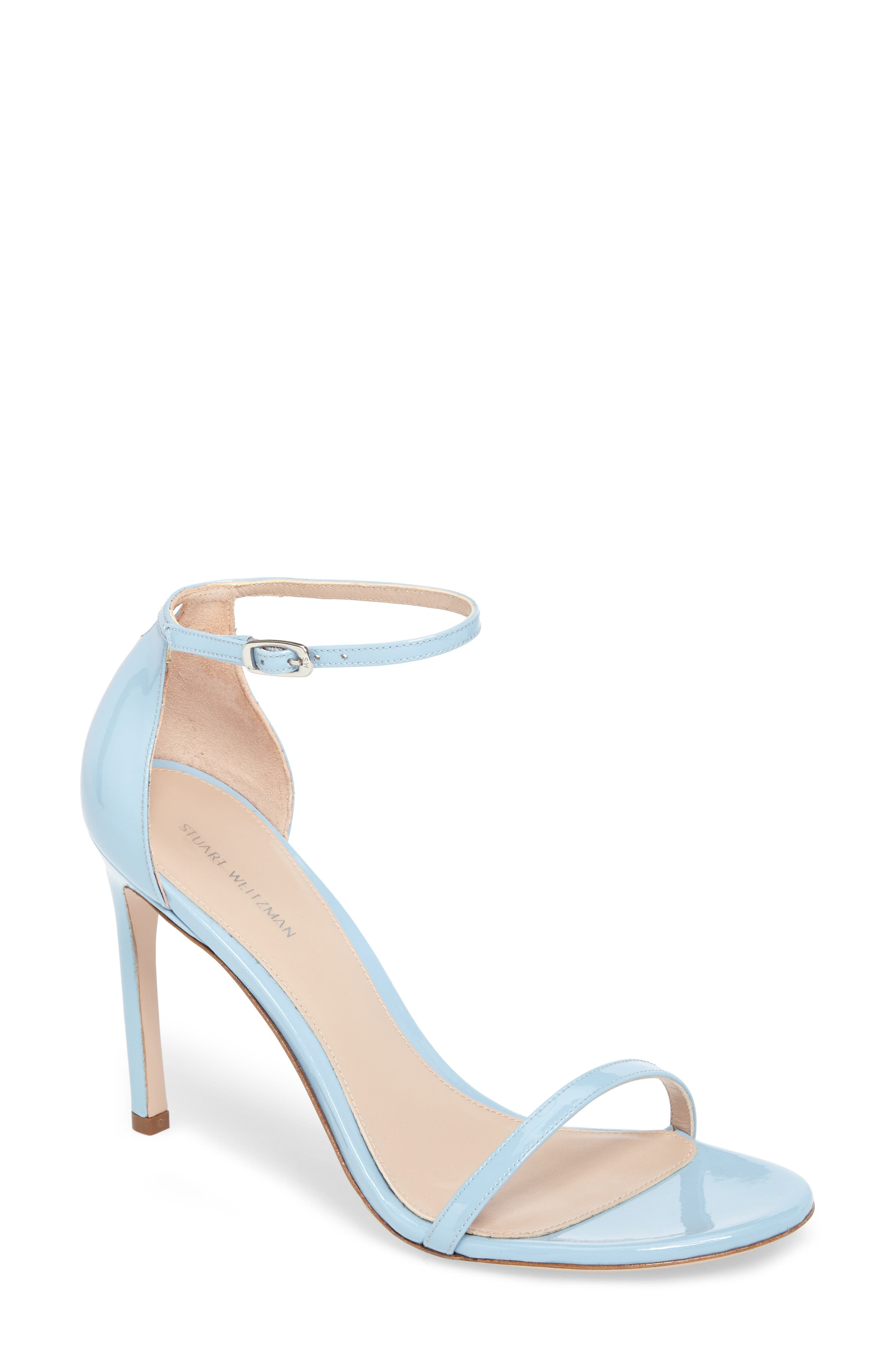Nudistsong Ankle Strap Sandal,                             Main thumbnail 9, color,