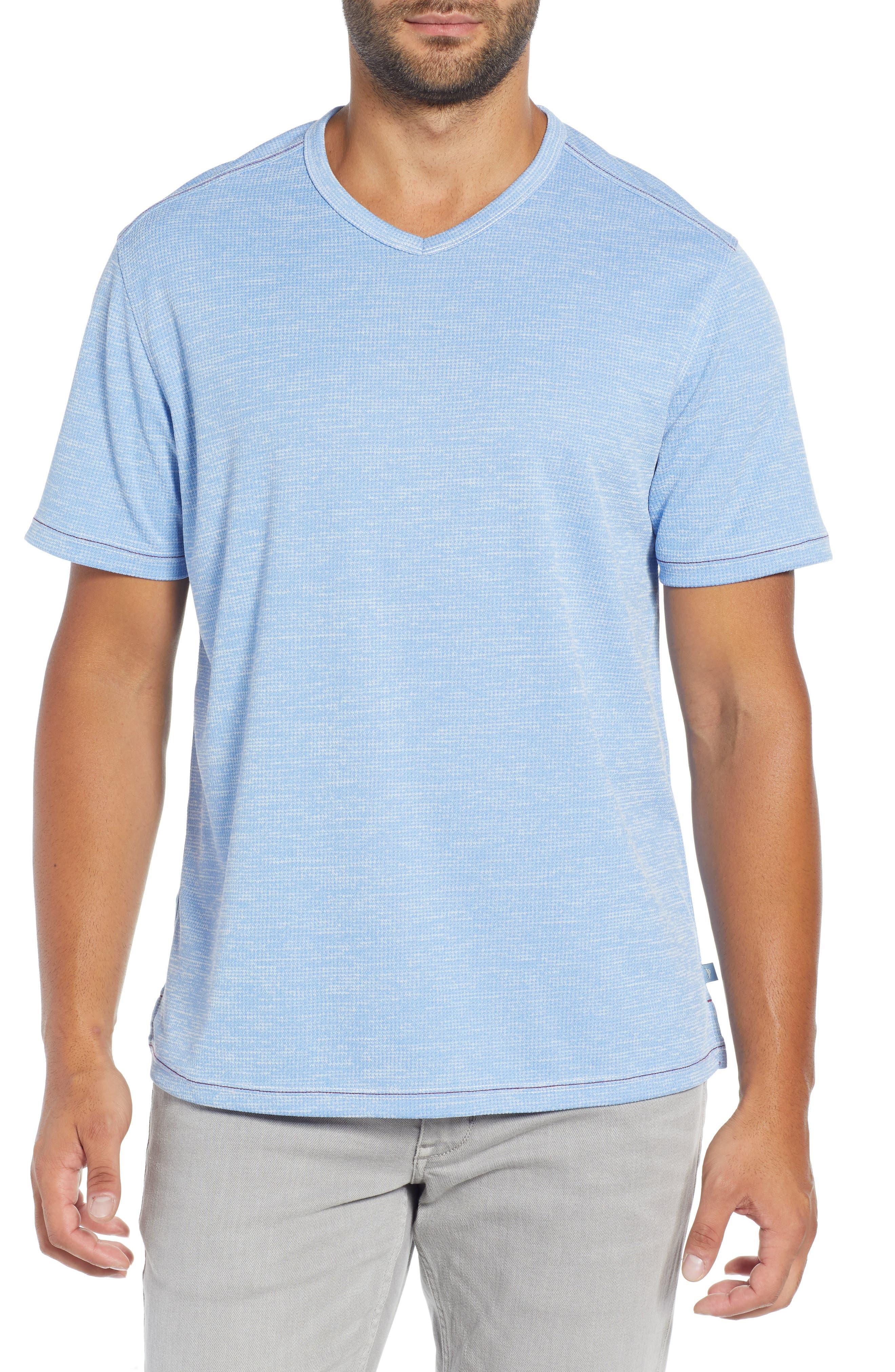 Sand Key V-Neck T-Shirt,                             Main thumbnail 5, color,