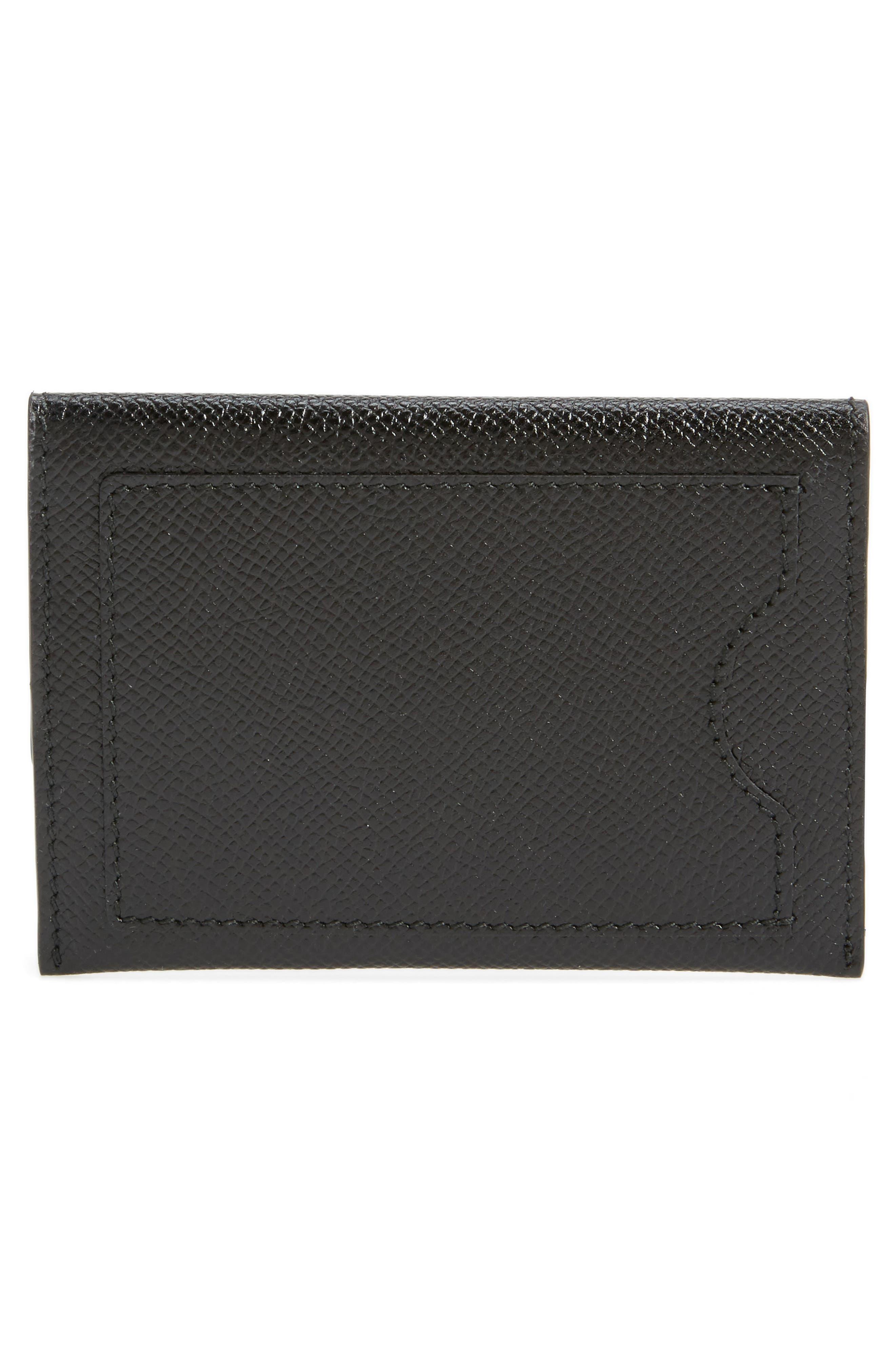 Vara Leather Card Case,                             Alternate thumbnail 2, color,                             070