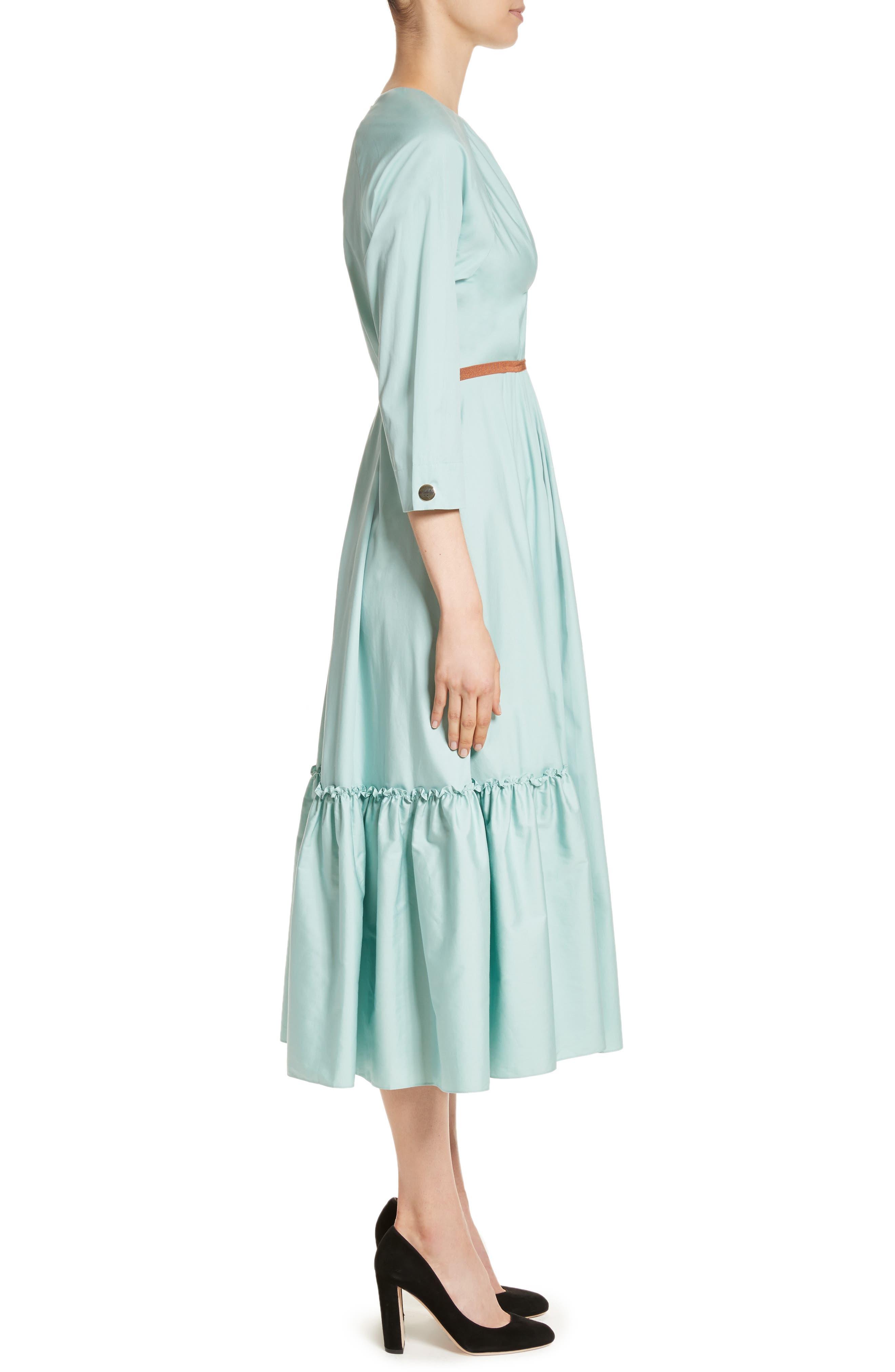 Varena Dress,                             Alternate thumbnail 3, color,                             400
