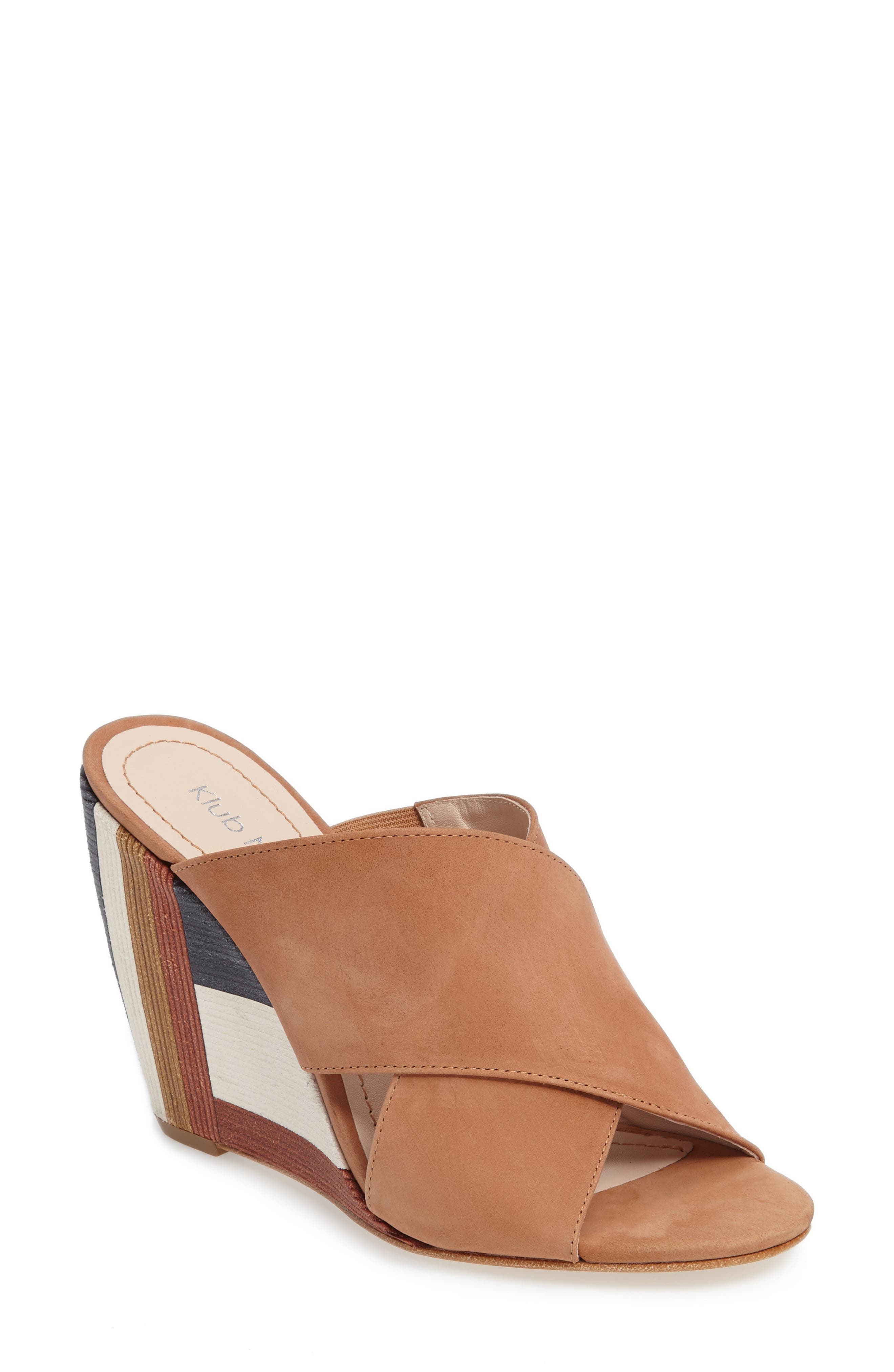 Kamille Wedge,                             Main thumbnail 1, color,                             250