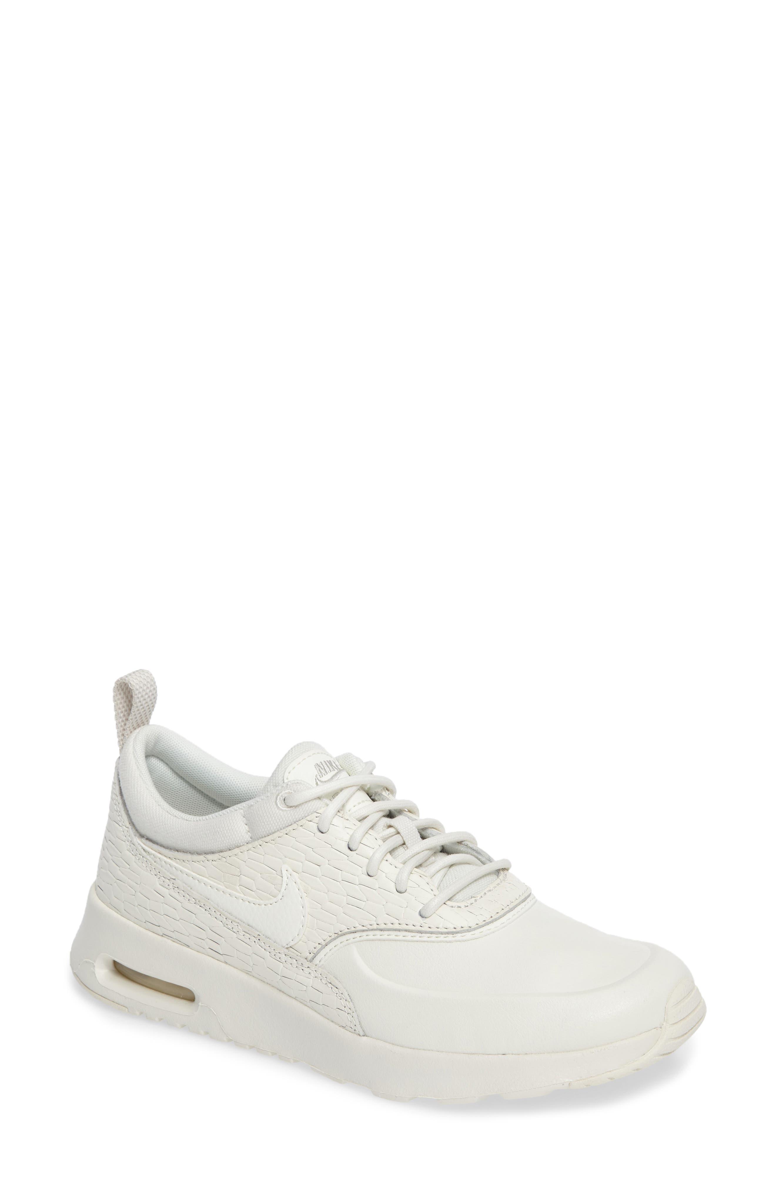 Air Max Thea Premium Sneaker,                             Main thumbnail 3, color,