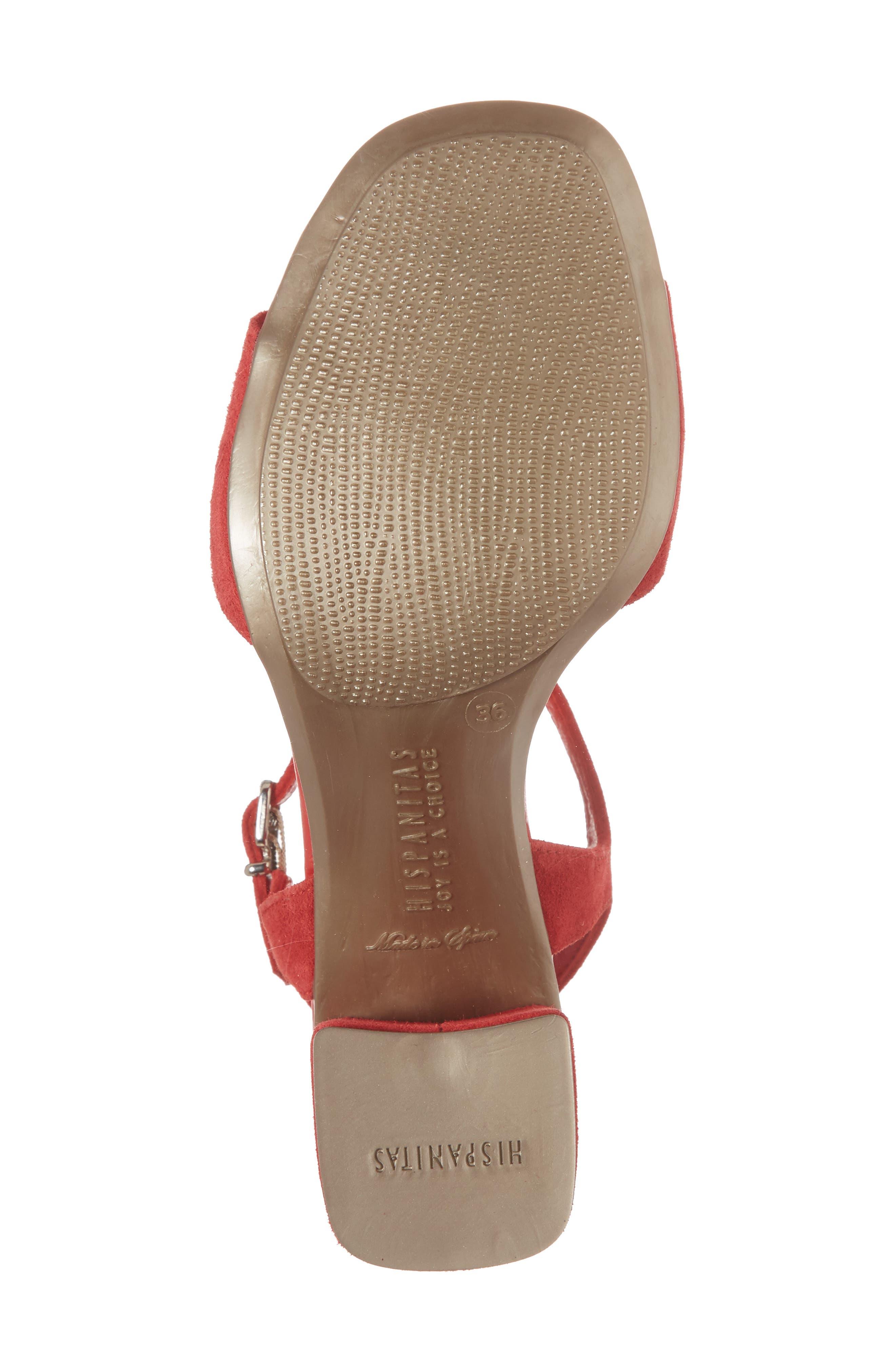 Schulyer T-Strap Sandal,                             Alternate thumbnail 12, color,