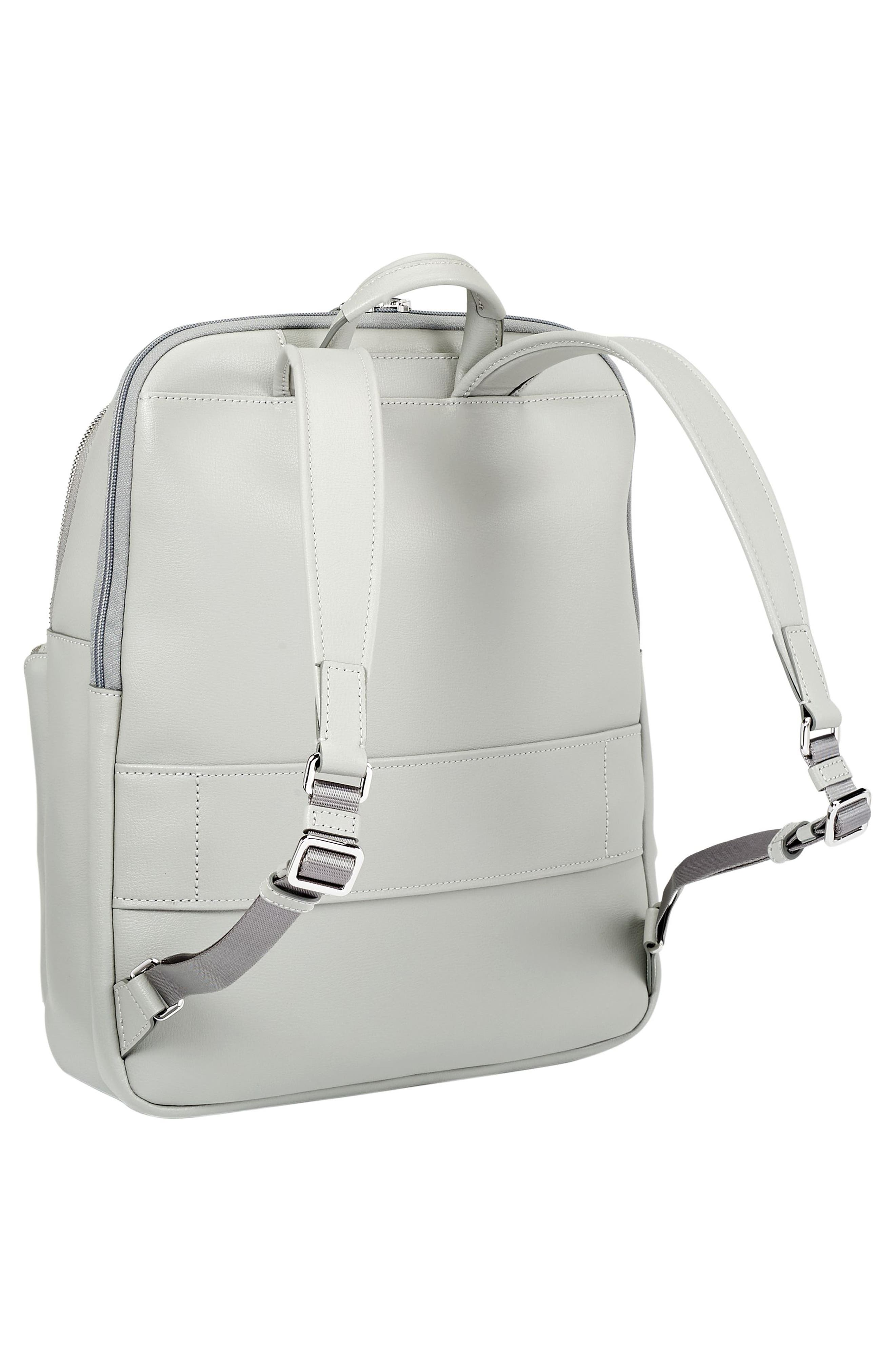 Stanton Hettie Leather Backpack,                             Alternate thumbnail 6, color,