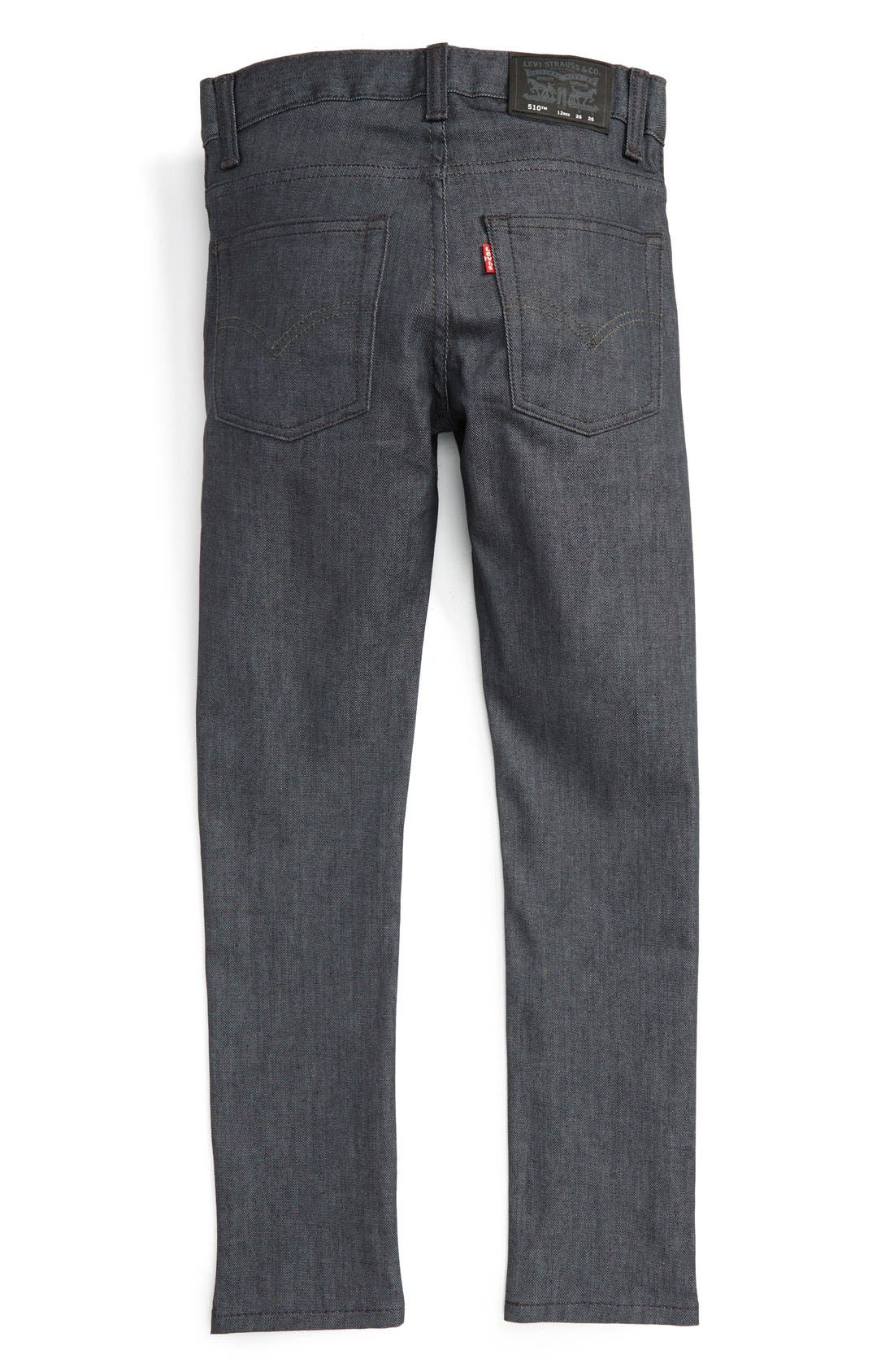 510<sup>™</sup> Skinny Fit Jeans,                             Alternate thumbnail 19, color,