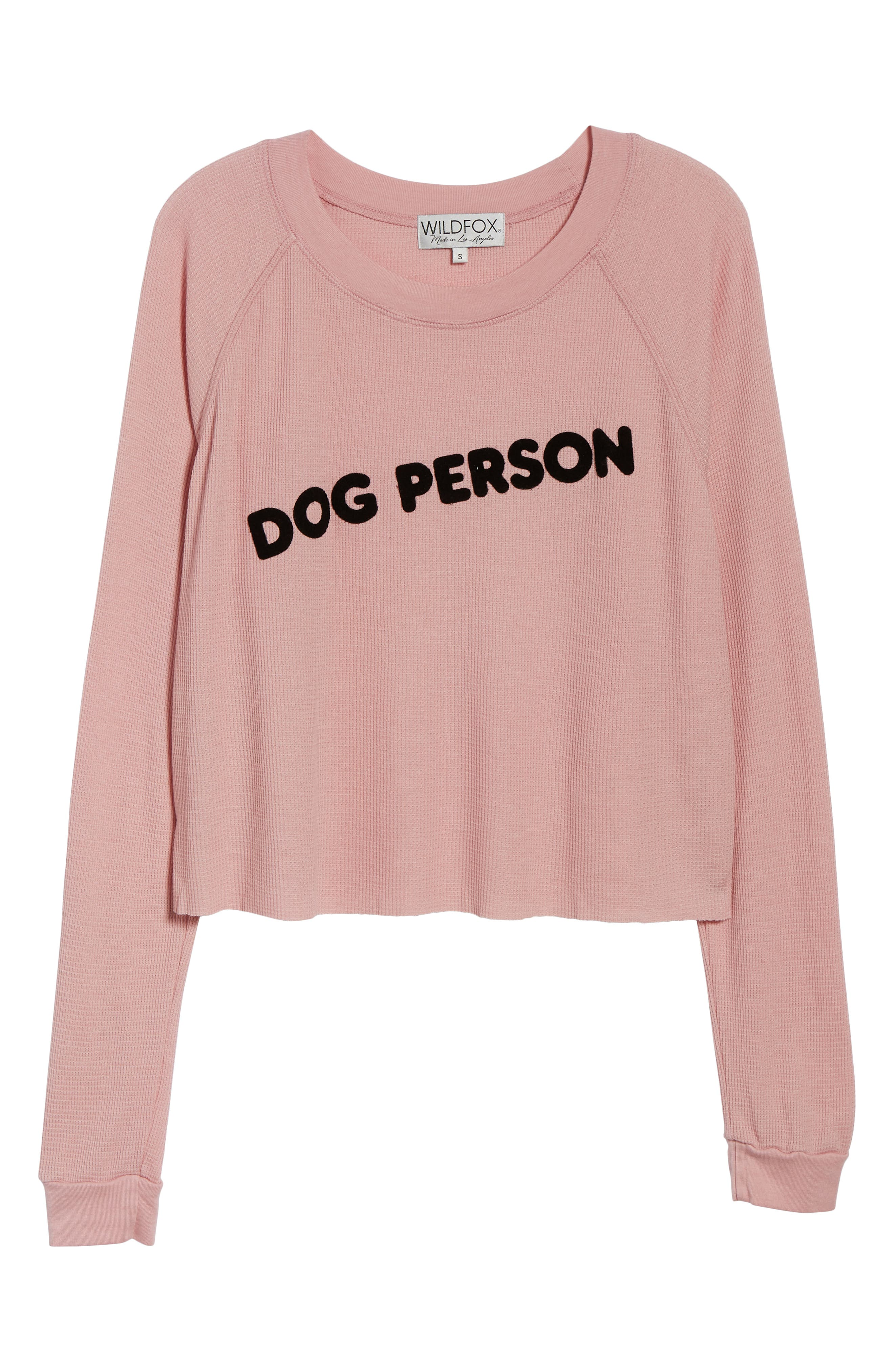 Monte Dog Person Thermal Top,                             Alternate thumbnail 6, color,                             651