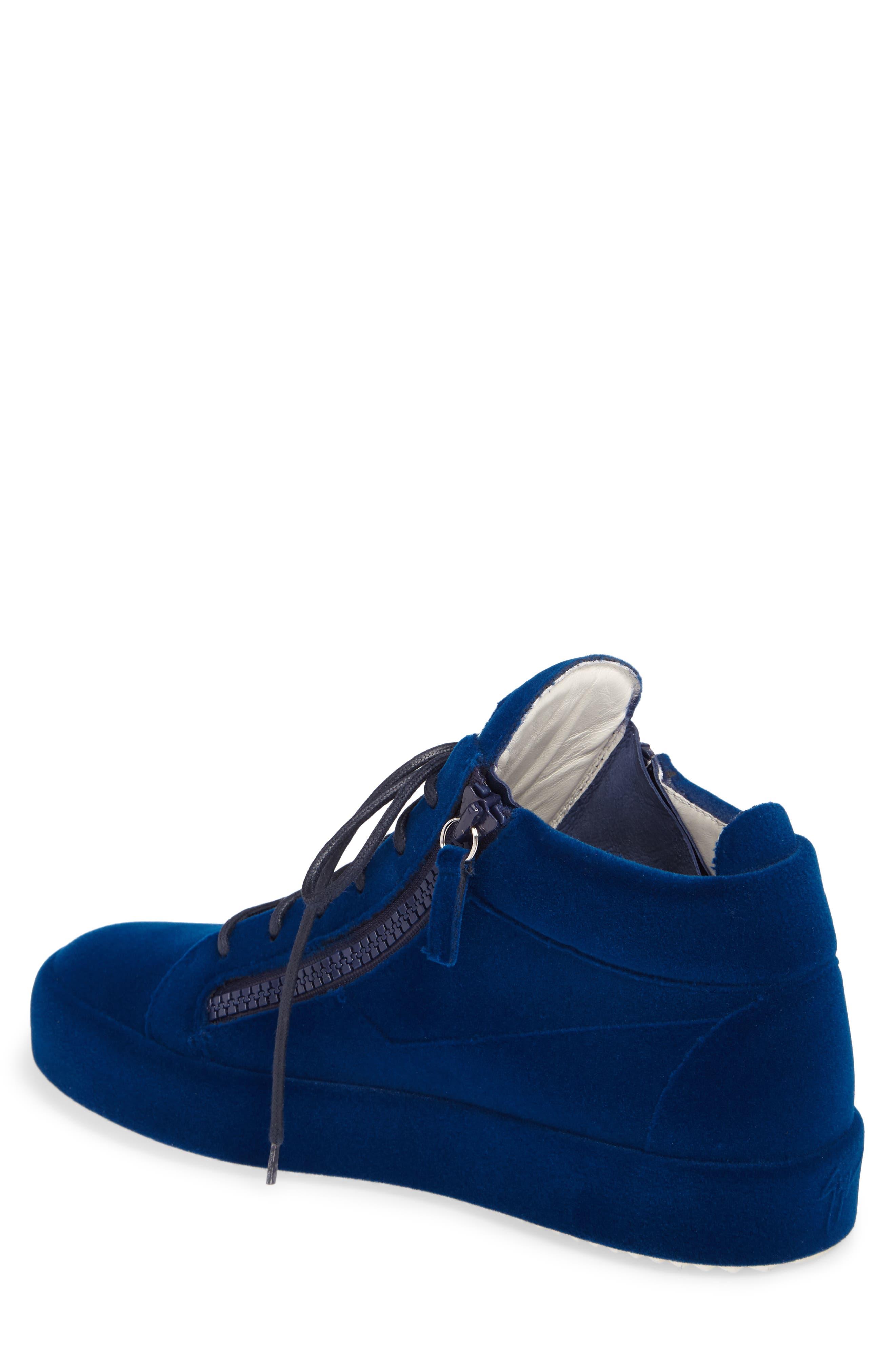 Mid Top Sneaker,                             Alternate thumbnail 2, color,                             469