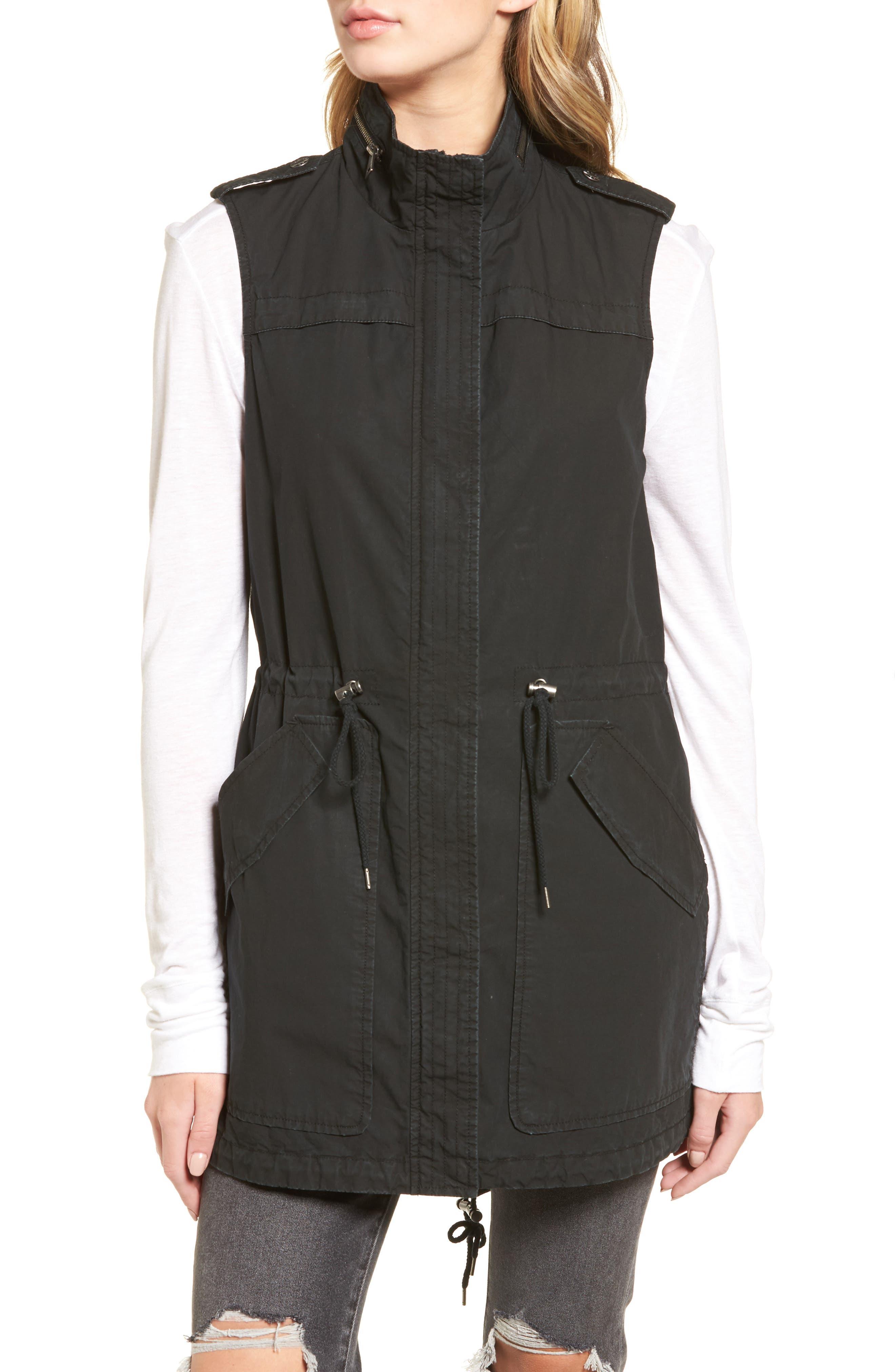 Levi's Parachute Cotton Vest,                             Alternate thumbnail 10, color,