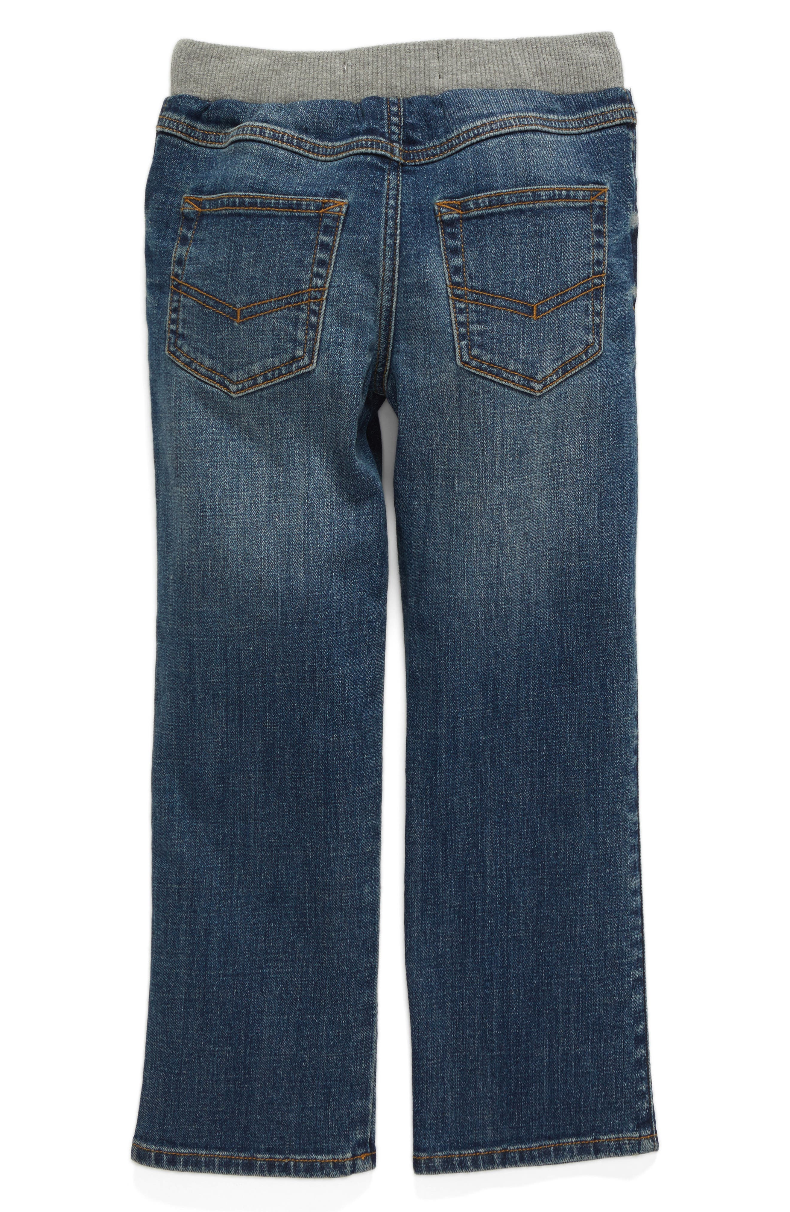 Straight Leg Jeans,                             Main thumbnail 1, color,                             401