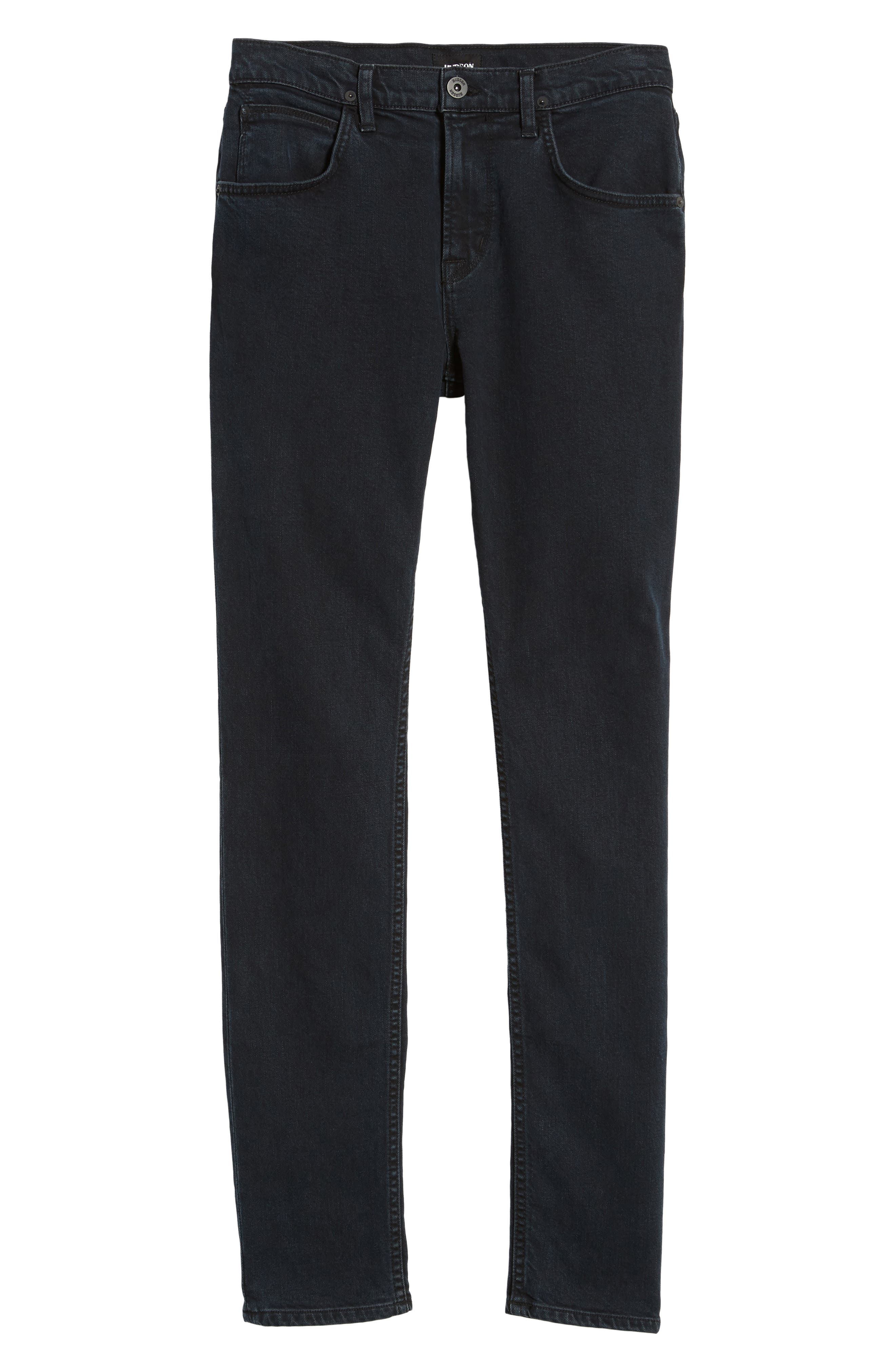 Axl Skinny Fit Jeans,                             Alternate thumbnail 6, color,                             401