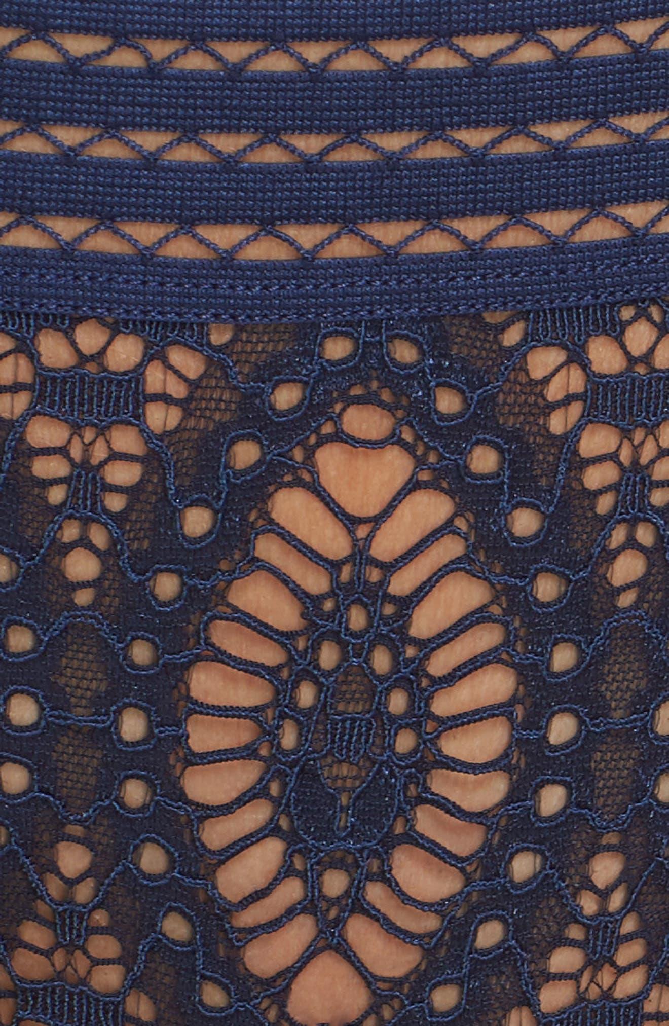 Baroque Bikini,                             Alternate thumbnail 5, color,                             402