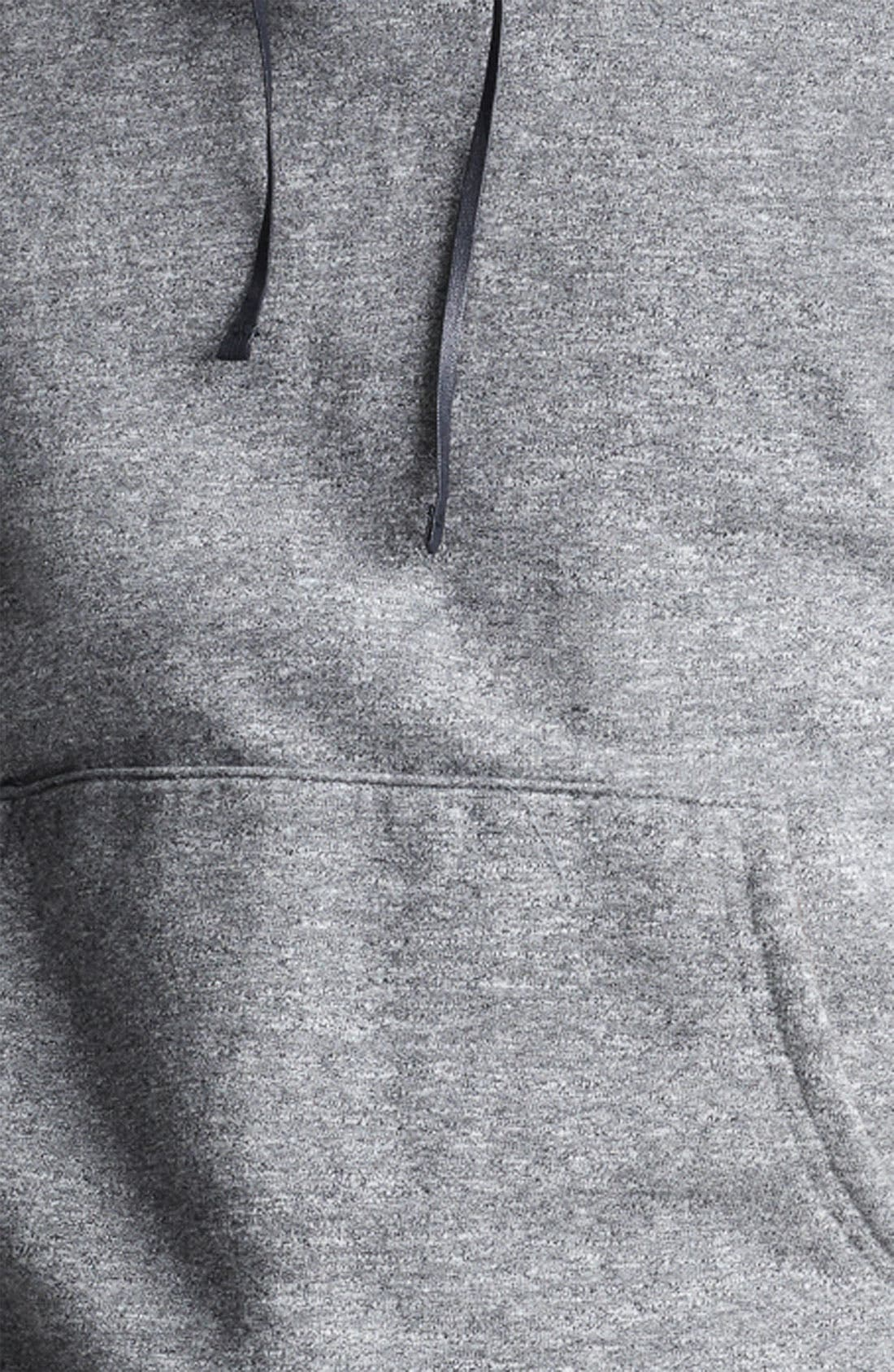 Elbow Patch Hoodie,                             Alternate thumbnail 4, color,                             020