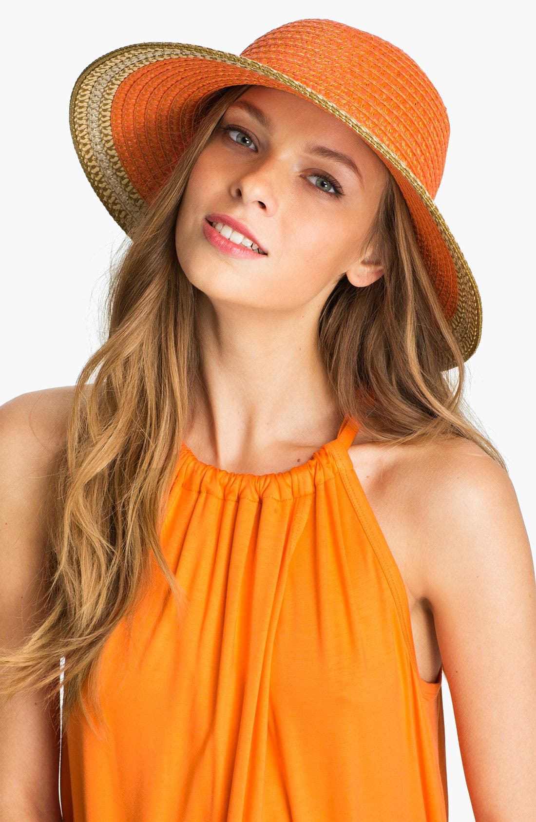 'Squishee<sup>®</sup> IV' Wide Brim Hat,                             Main thumbnail 13, color,