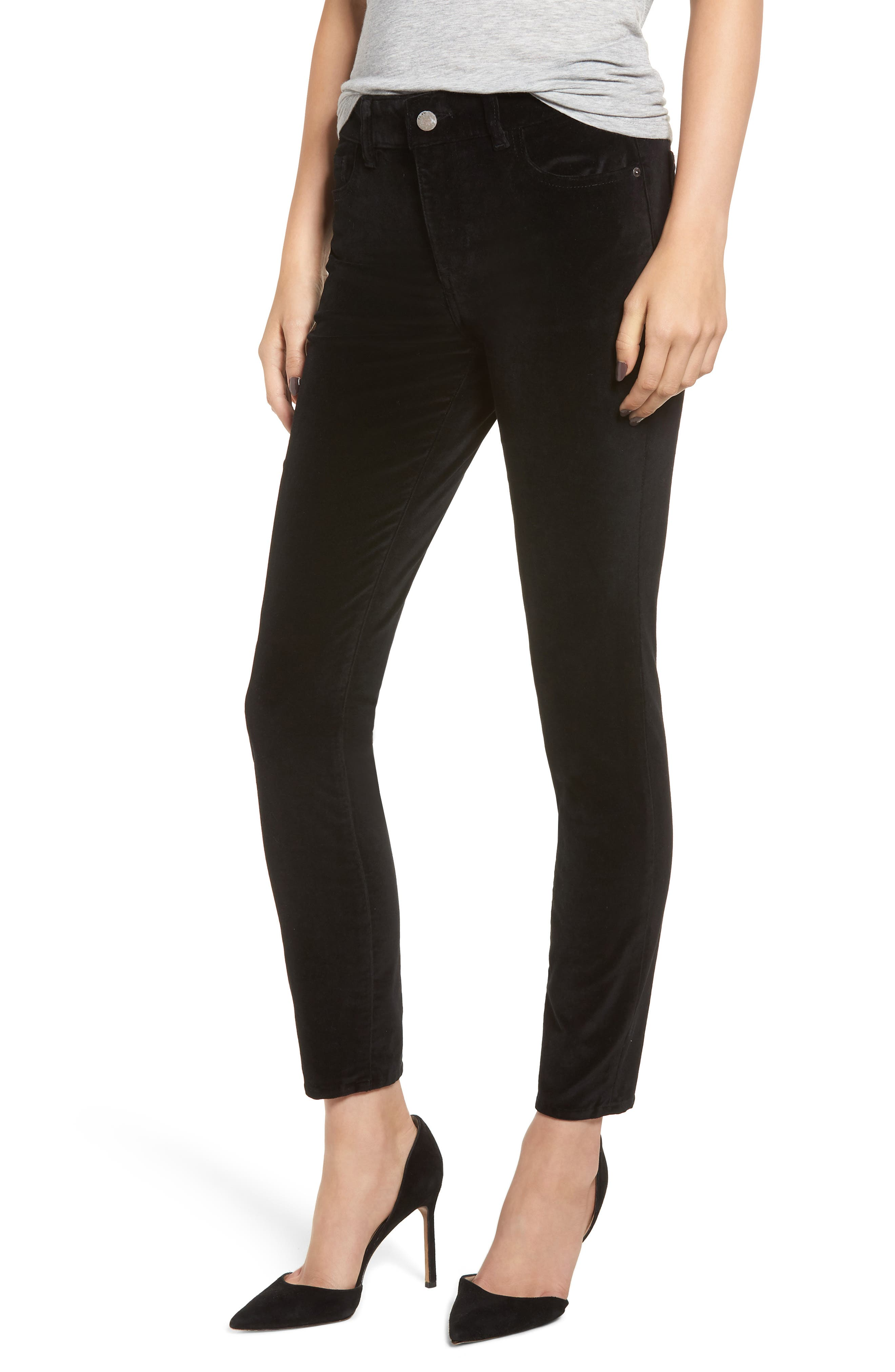 Margaux Instasculpt Ankle Skinny Jeans,                         Main,                         color, LOST