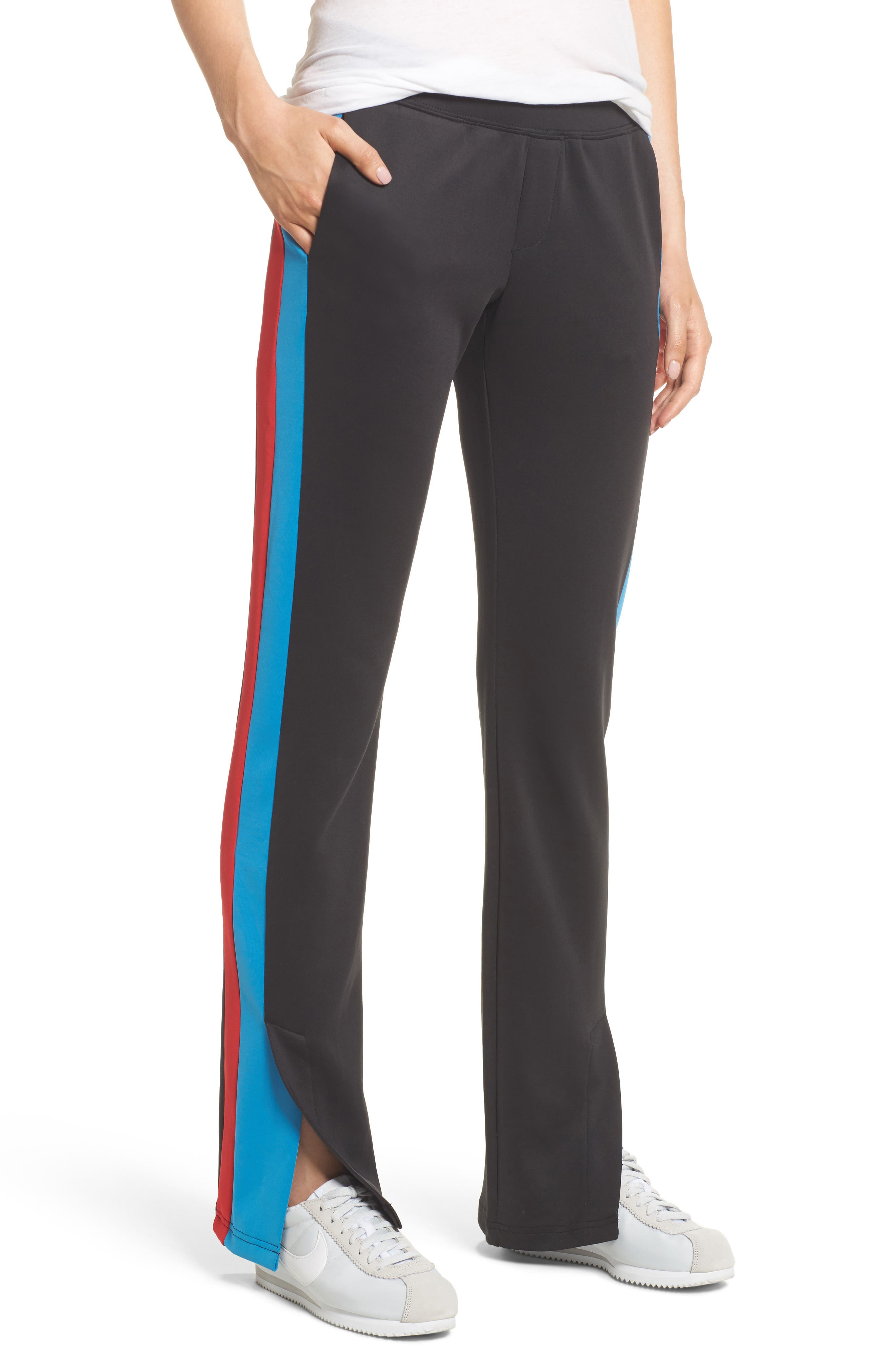 Stripe Track Pants,                         Main,                         color, 001