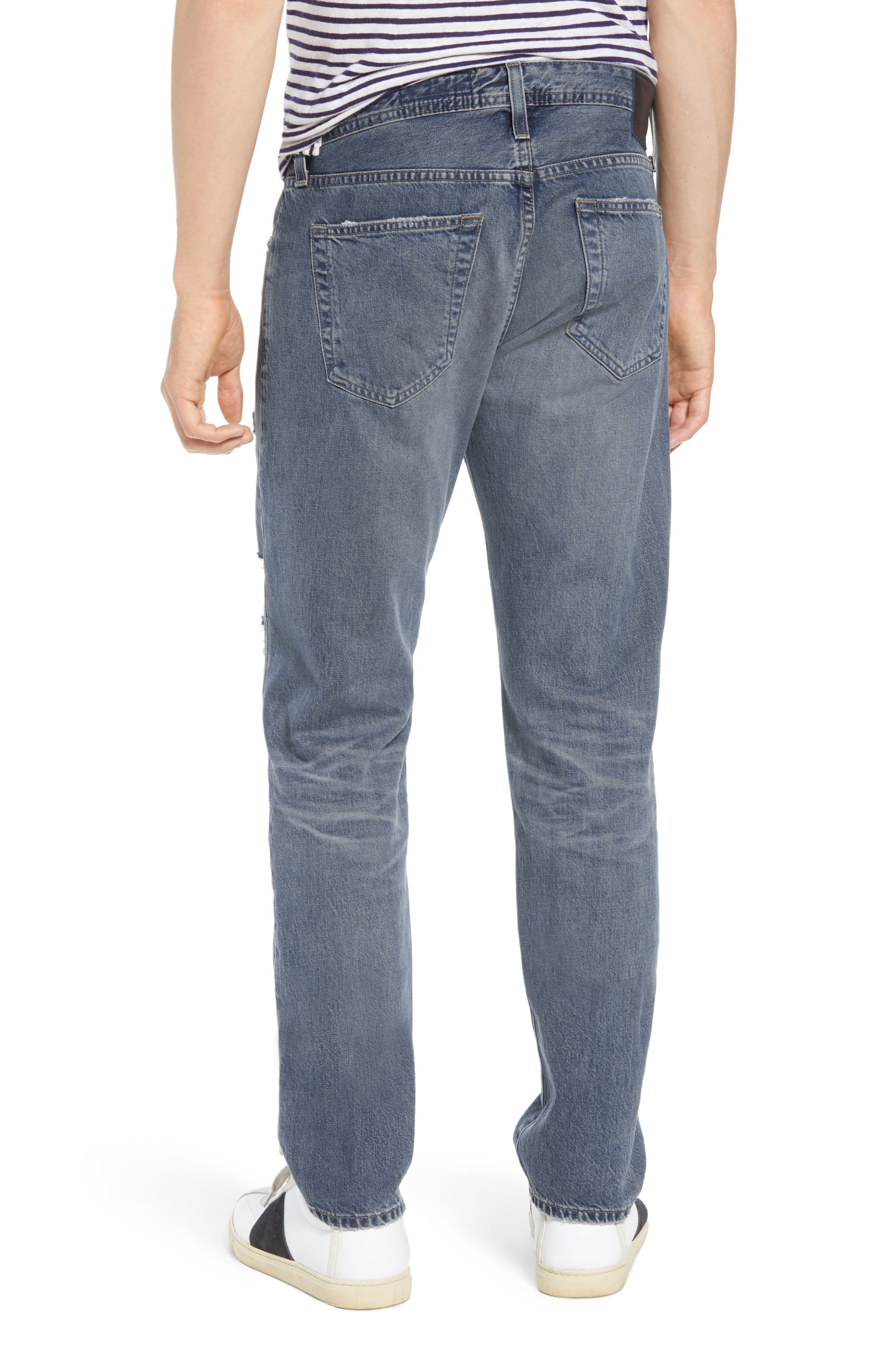 Tellis Slim Fit Jeans,                             Alternate thumbnail 2, color,                             18 YEARS UNDERWORLD